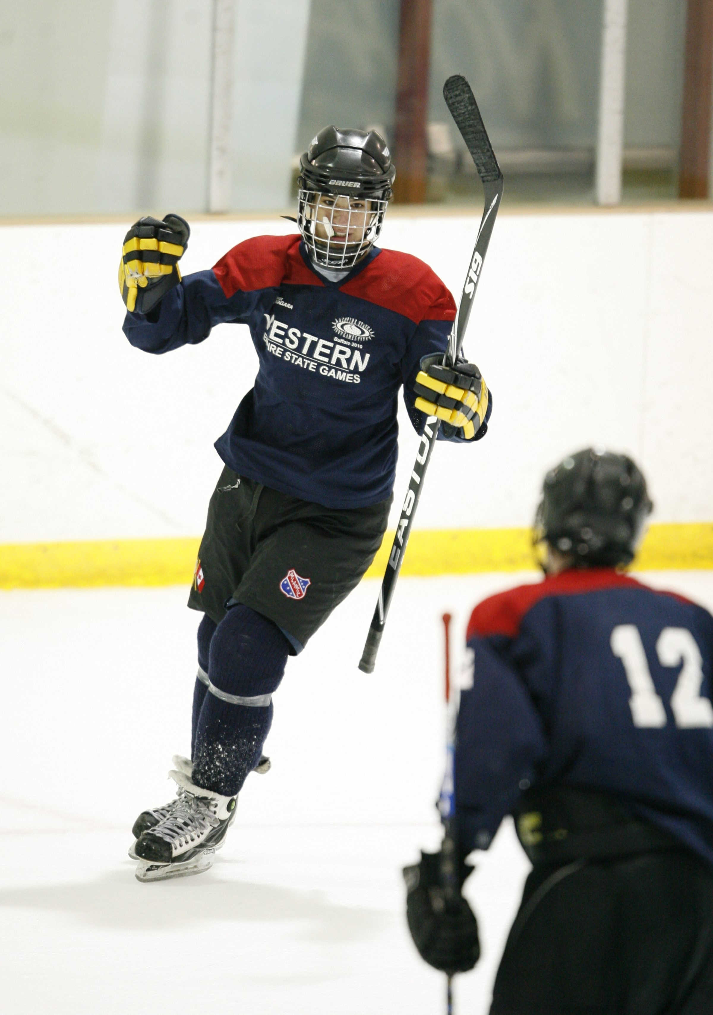 Harry Scull Jr. / Buffalo News file photo    Andrew Poturalski is one of the many talents from the area on a USHL roster.