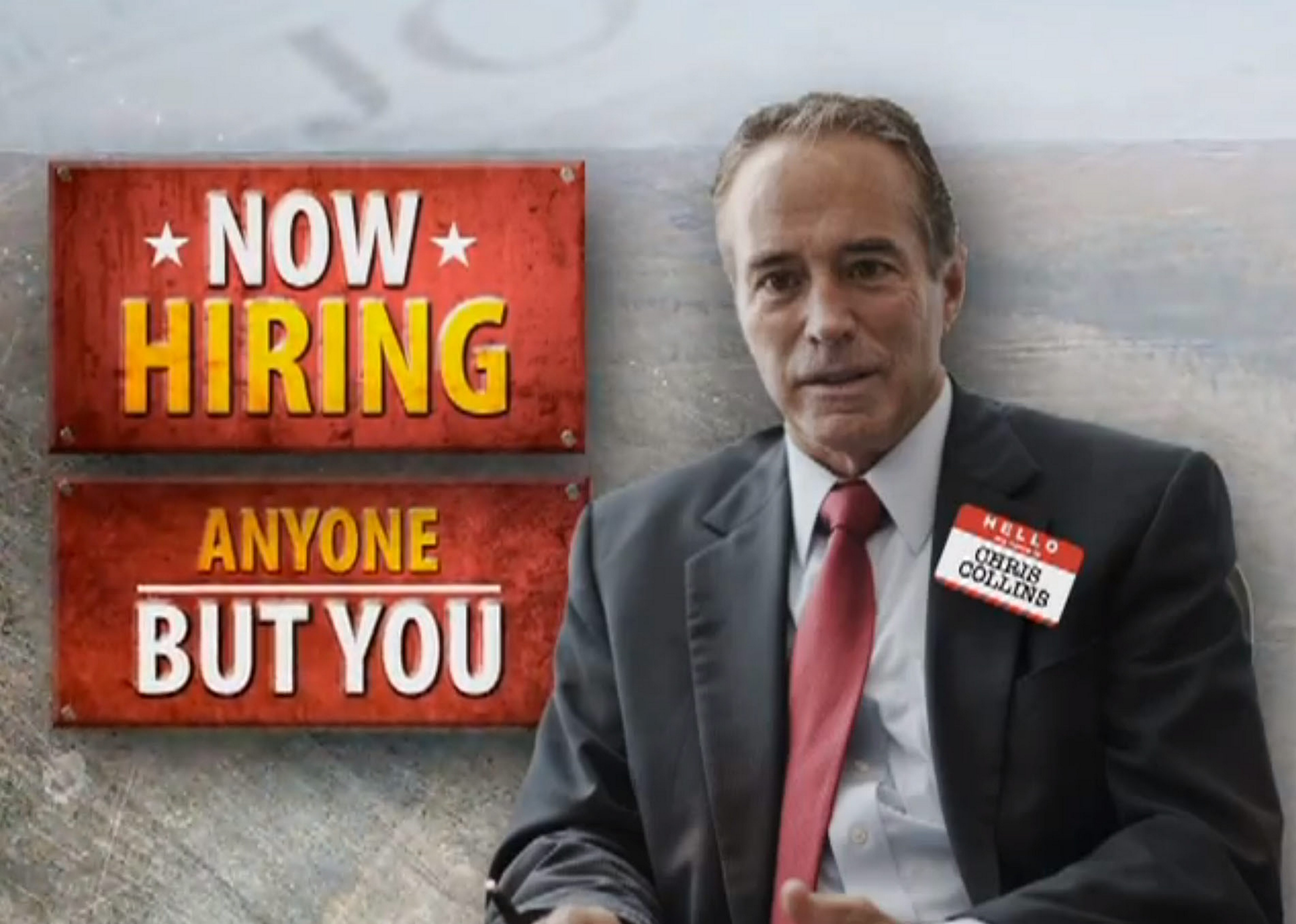 Claims in a new ad attacking Chris Collins are misleading.