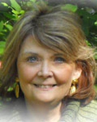 Mary Gail Frawley-O'Dea speaks at Canisius.