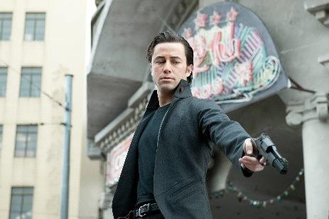 Joseph Gordon-Levitt stars as an assassin who must kill his future self in action thriller 'Looper.'