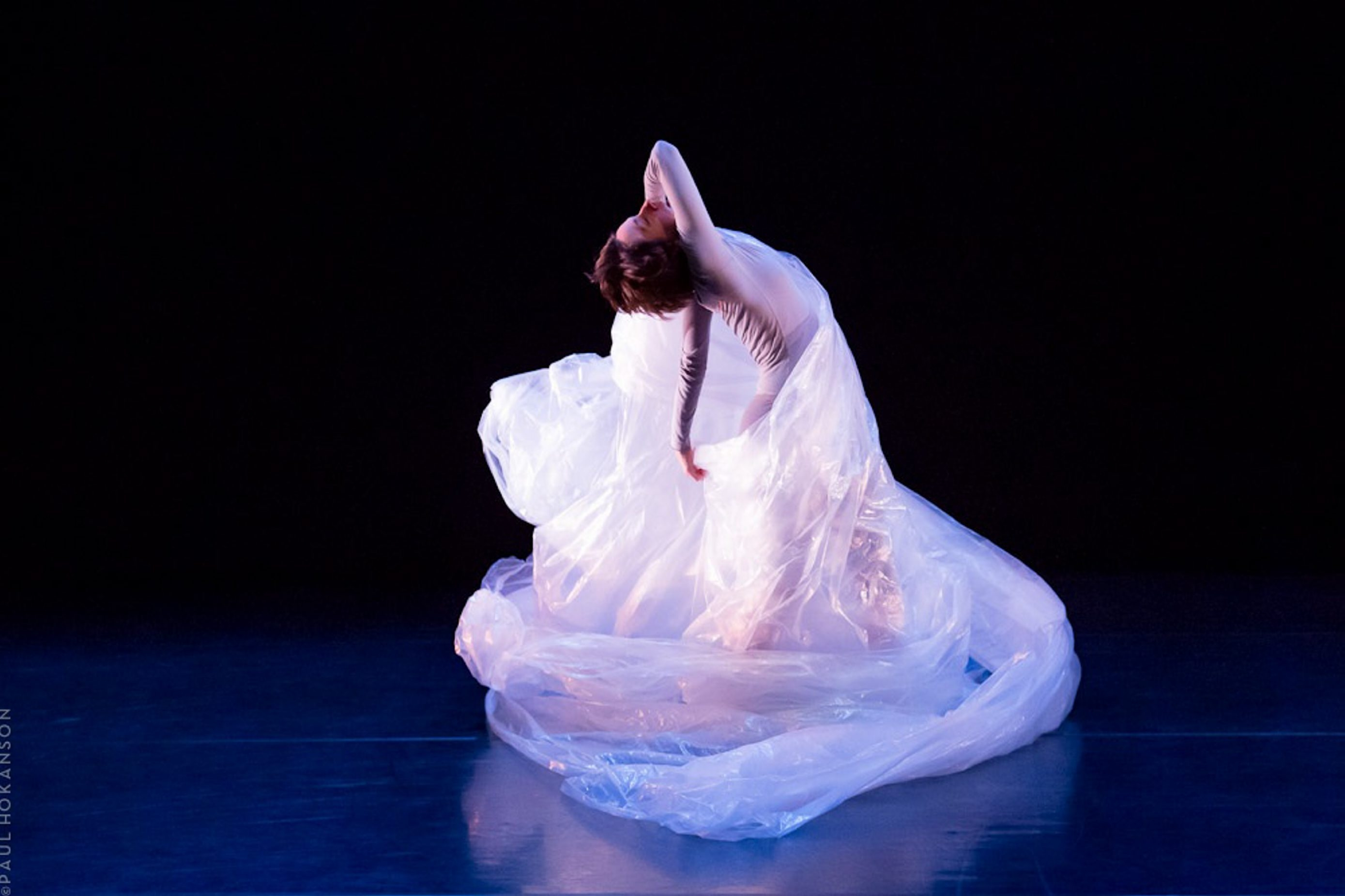 Dancer Melanie Aceto performs 'In Motion' at the University at Buffalo Center for the Arts on May 5, 2012. She will also appear during Hallwalls Artists and Models fundraiser on Sept. 29, 2012 in the Pierce Arrow Building.