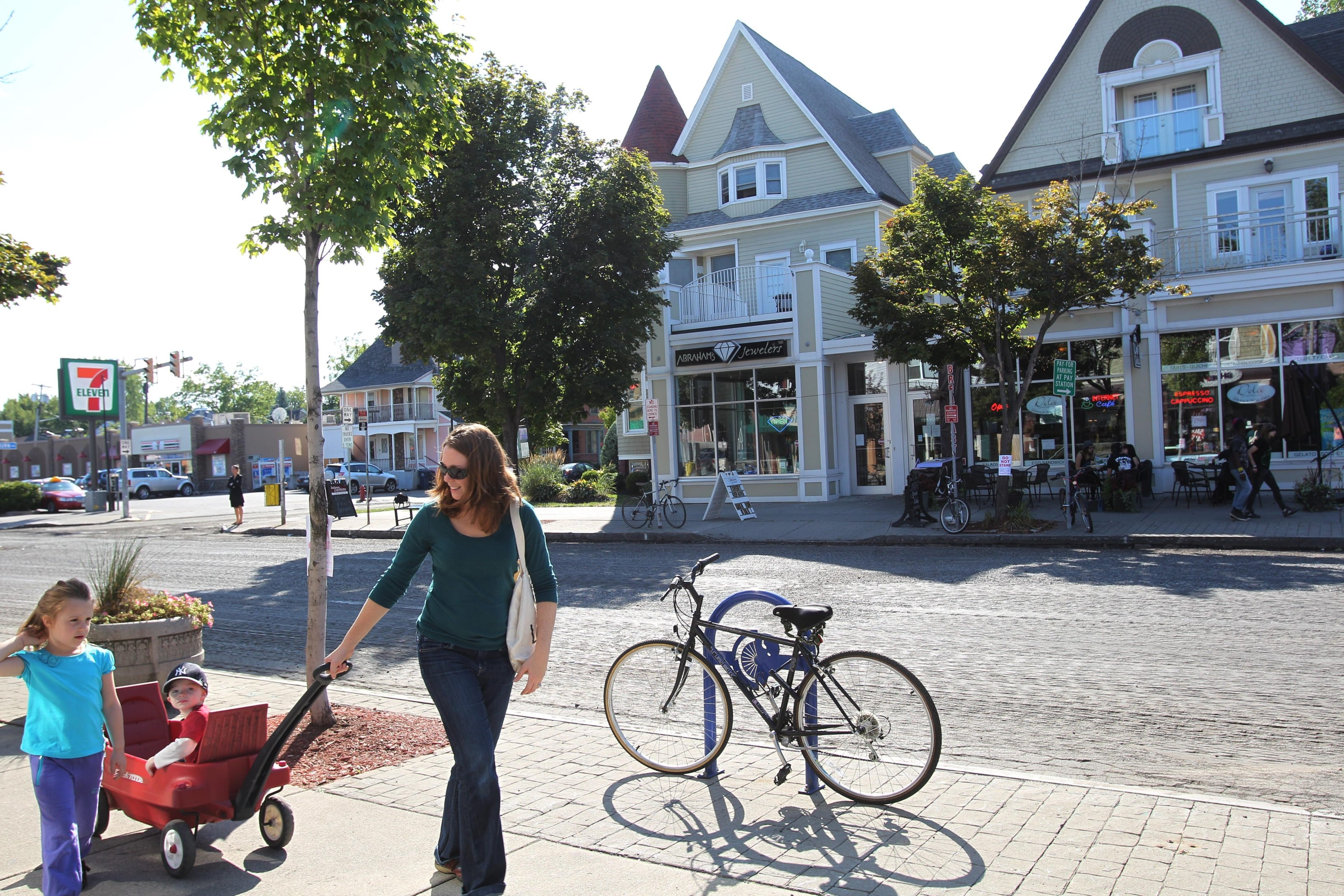 Sharon Cantillon/Buffalo News file photo      The Buffalo Green Code, a new land-use plan being implemented on Elmwood Avenue and other city streets, promises to  bring a better quality of life for all.