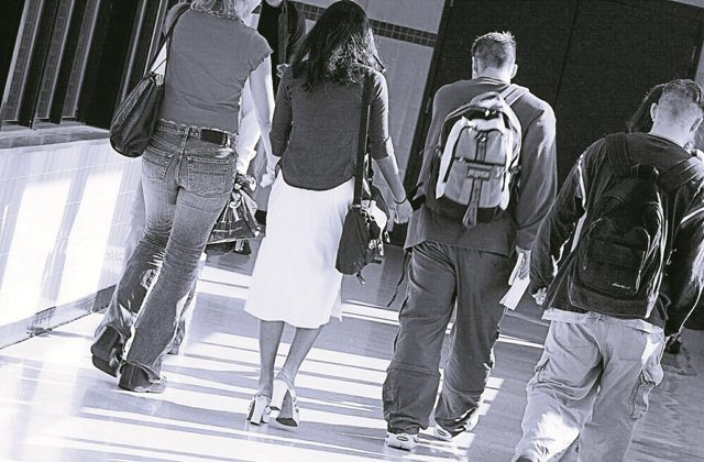 'It's shocking what passes for sex ed in some New York classrooms,' said one author of a new study of sex education curriculums collected from the state's school districts. (Buffalo News file photo)