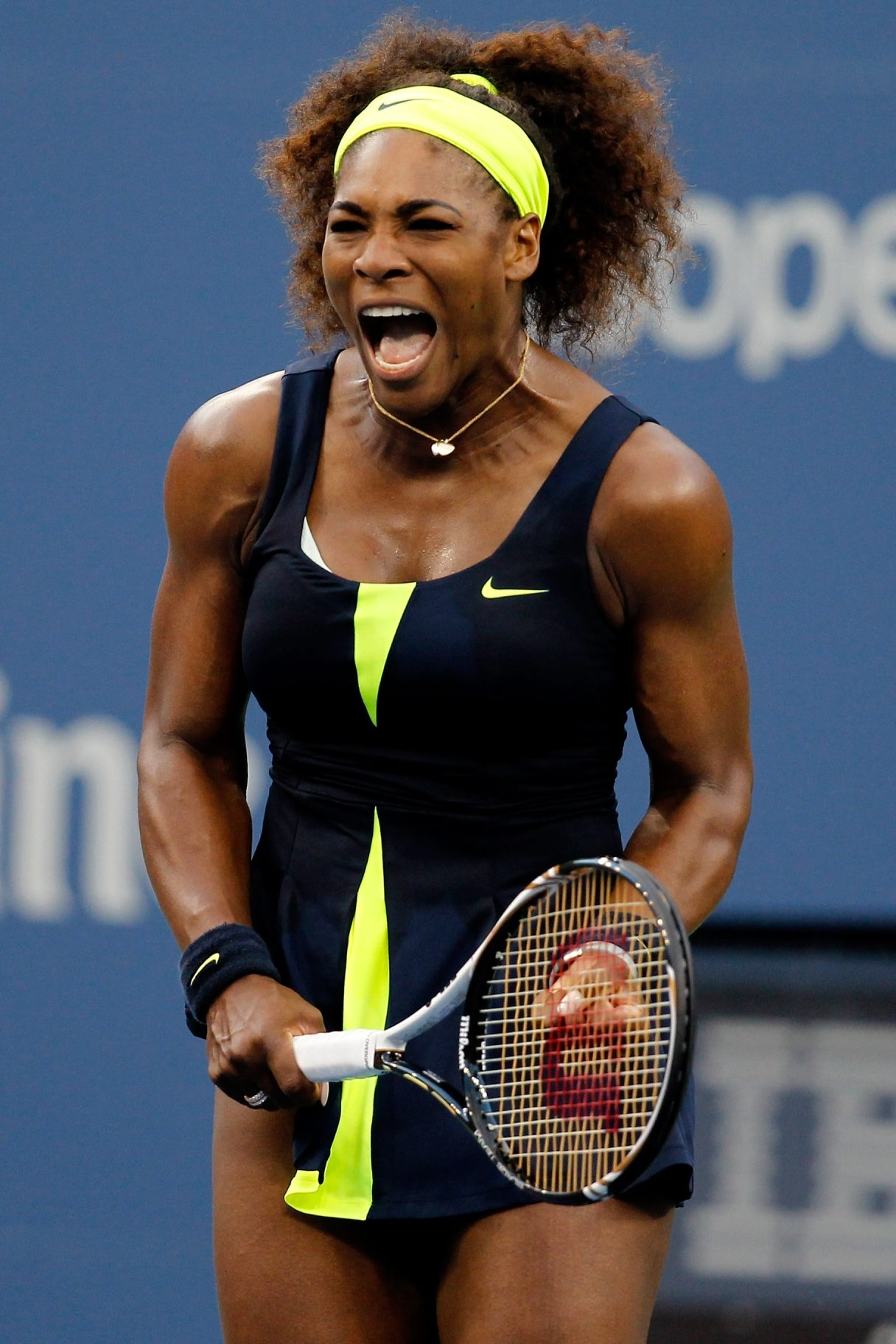 Getty Images  Most area players polled see Serena Williams coming up short.