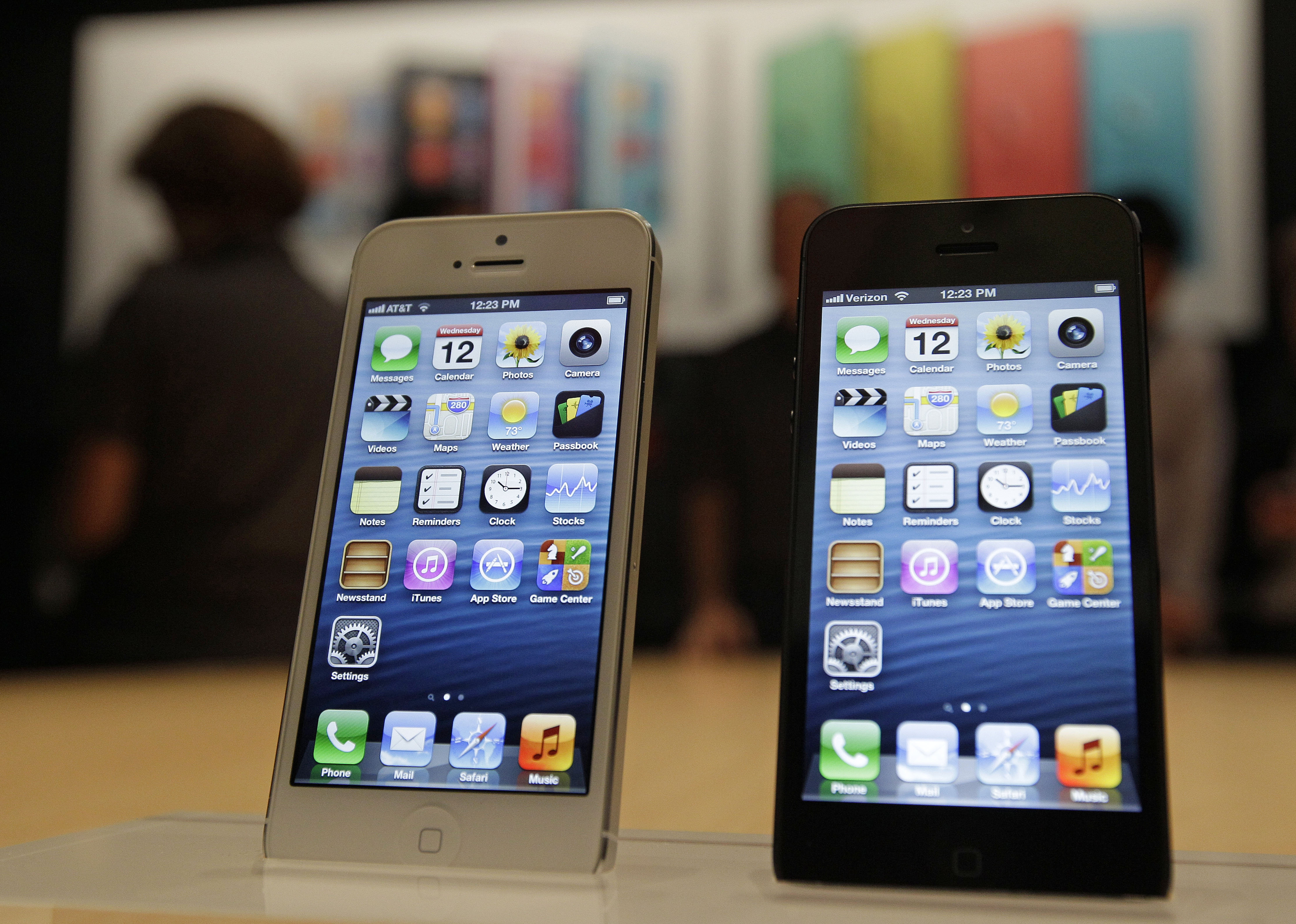 Associated Press    The new Apple iPhone 5 might not be for everyone.