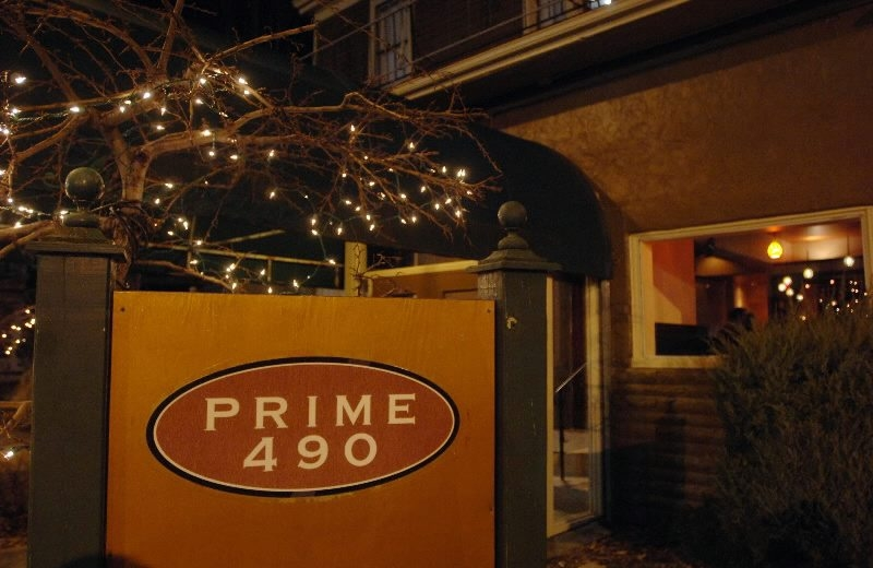 Prime 490, located at the corner of Rhode Island and Chenango streets, opened at the end of 2005.