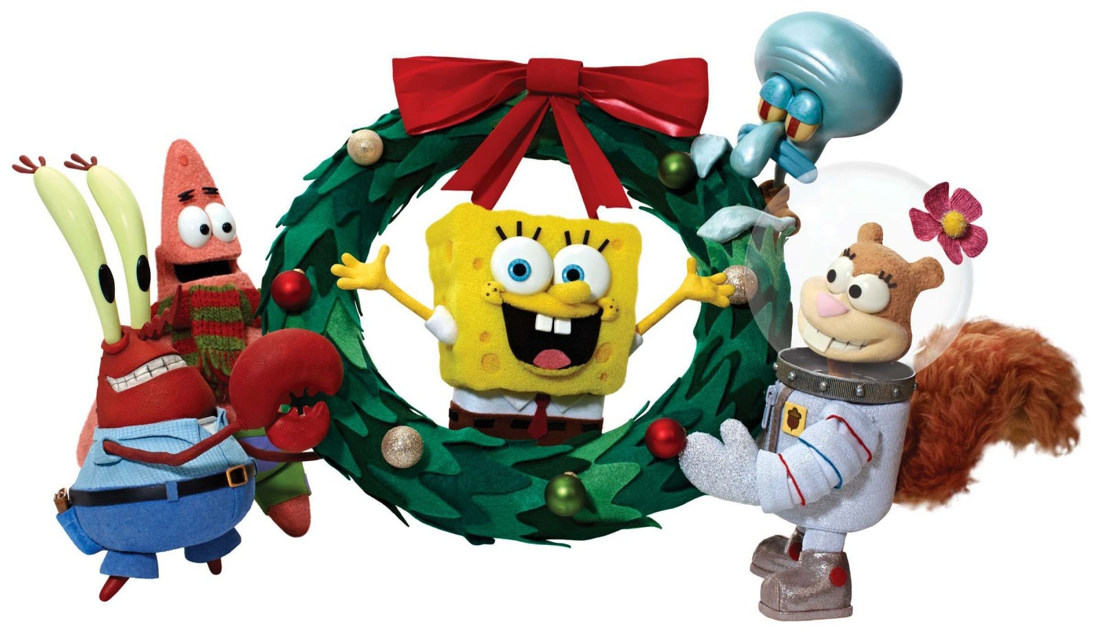 """""""It's a SpongeBob Christmas!"""" will air at 7:30 p.m. Dec. 9 on Nickelodeon."""