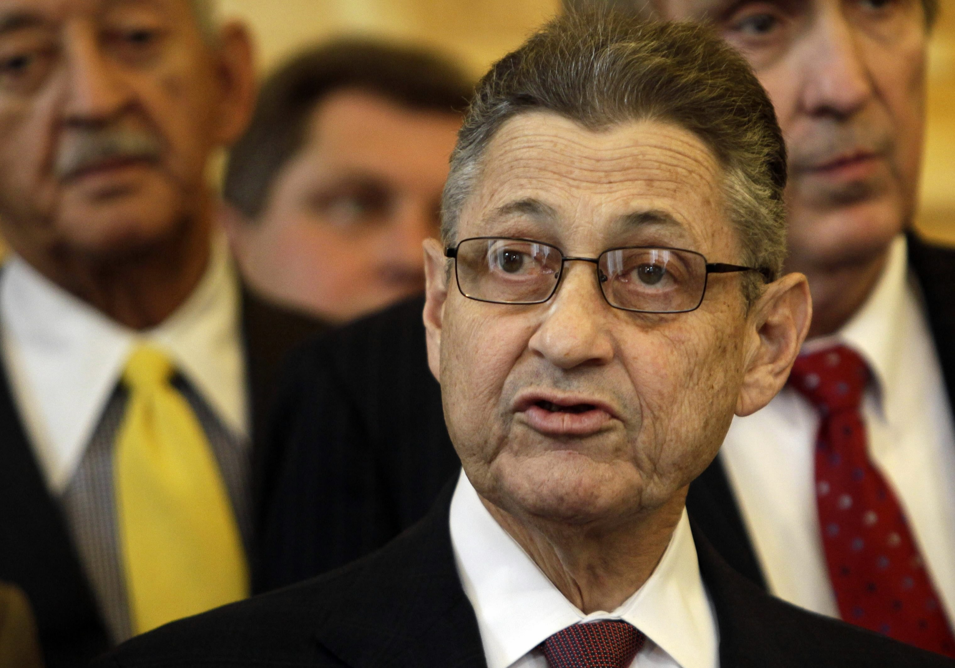 """Assembly Speaker Sheldon Silver sees his conduct as in """"best interests"""" of victims."""