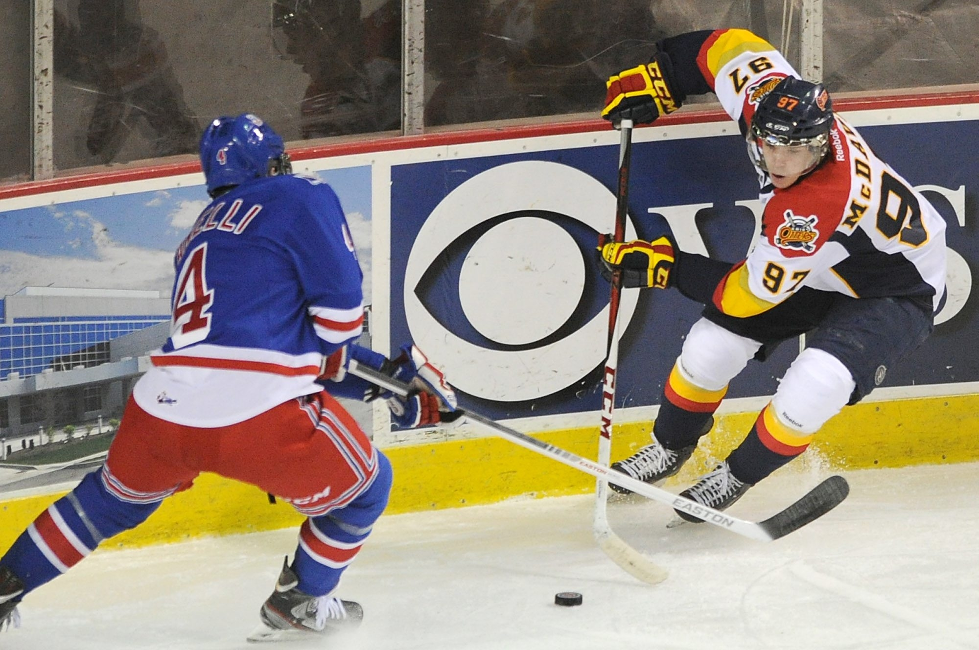Connor McDavid of the OHL's Erie Otters has 32 points in 26 games.