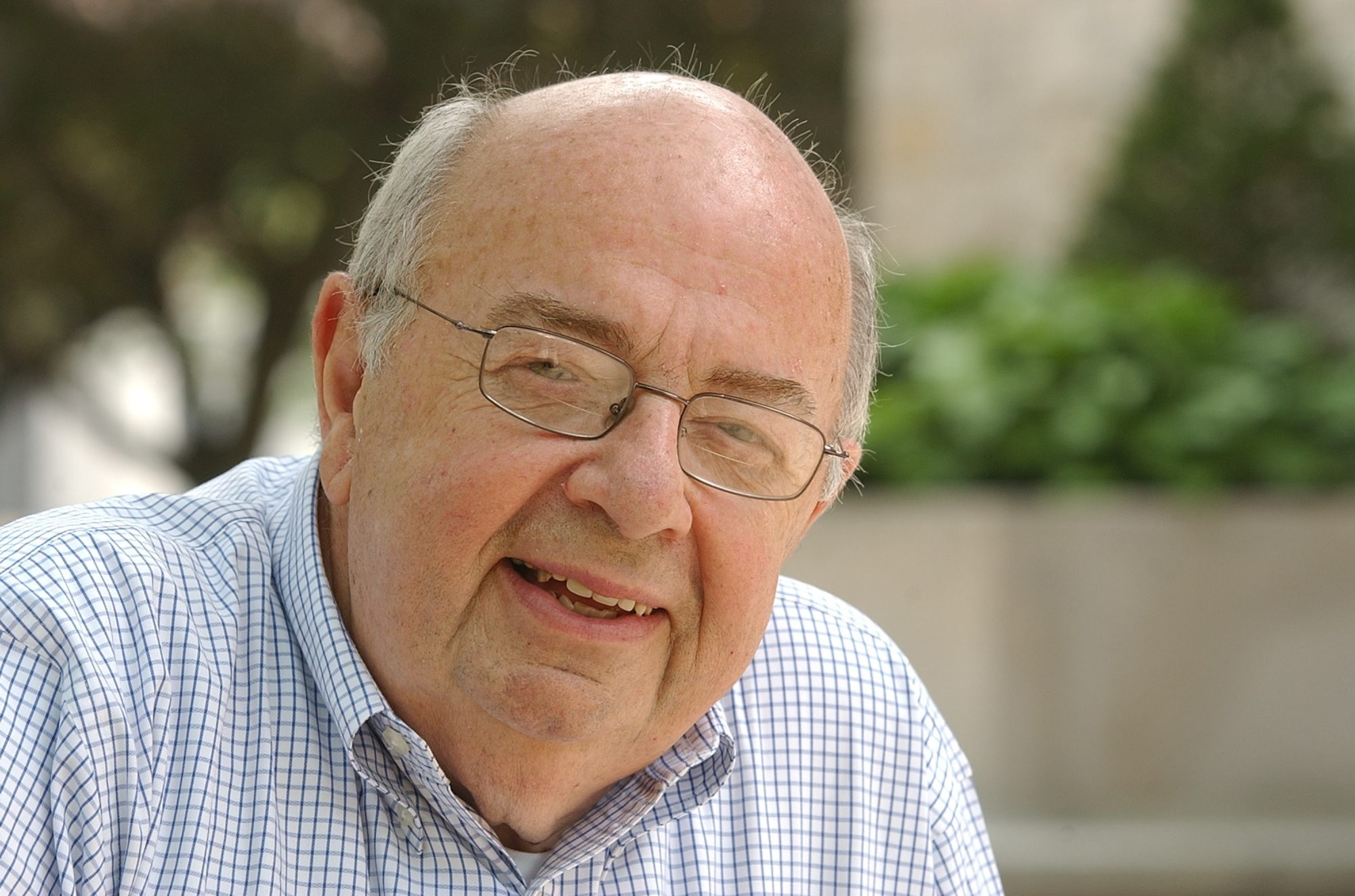 Brother Augustine Towey retired in 2005.