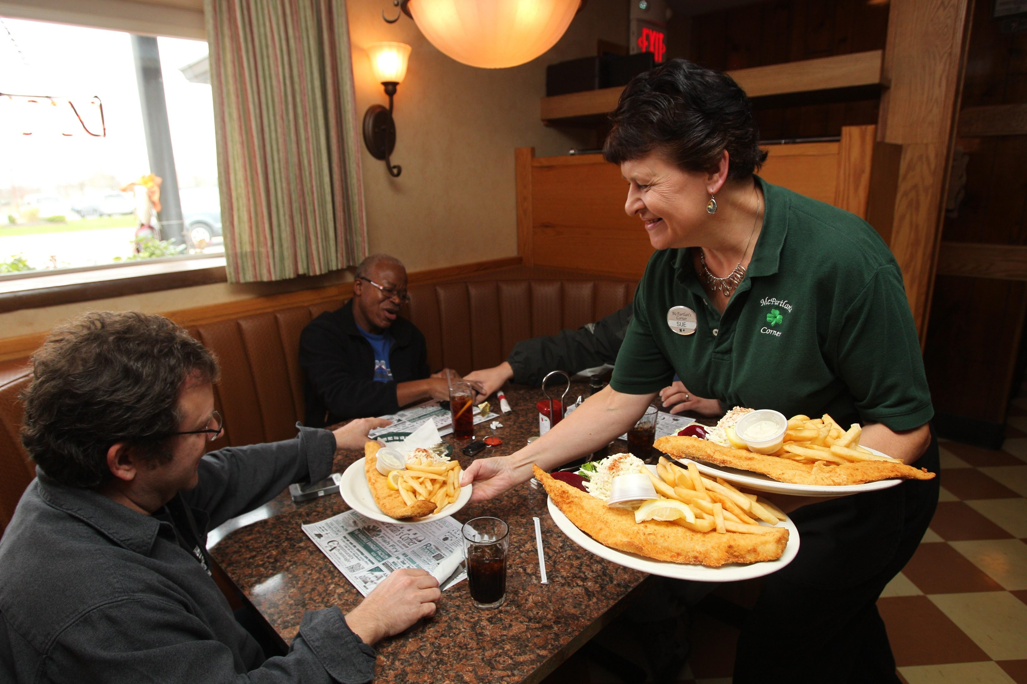 McPartlan's Corner is a busy spot for great food – The