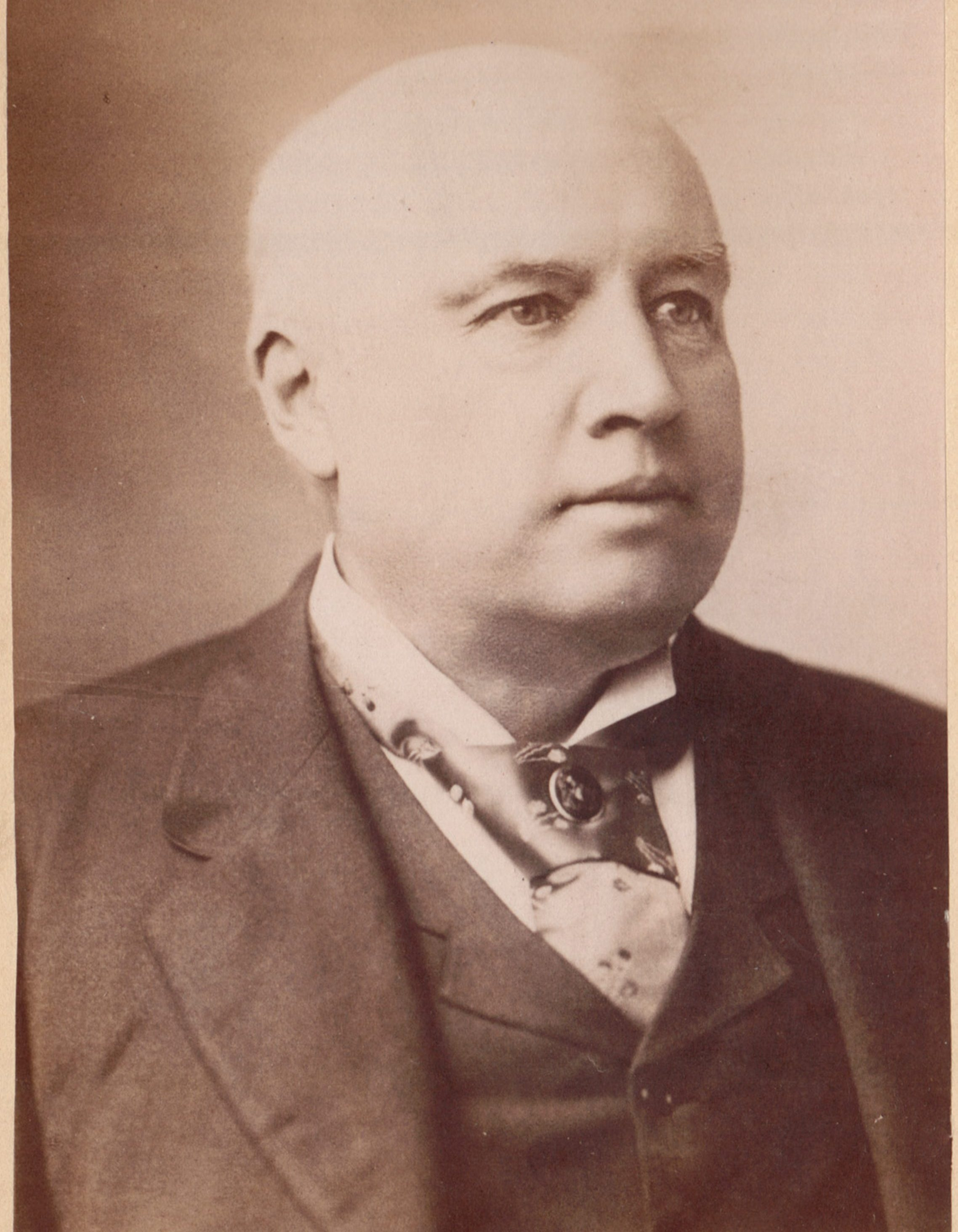 Gifted orator Robert Ingersoll was much in demand and gave the eulogy for poet Walt Whitman.