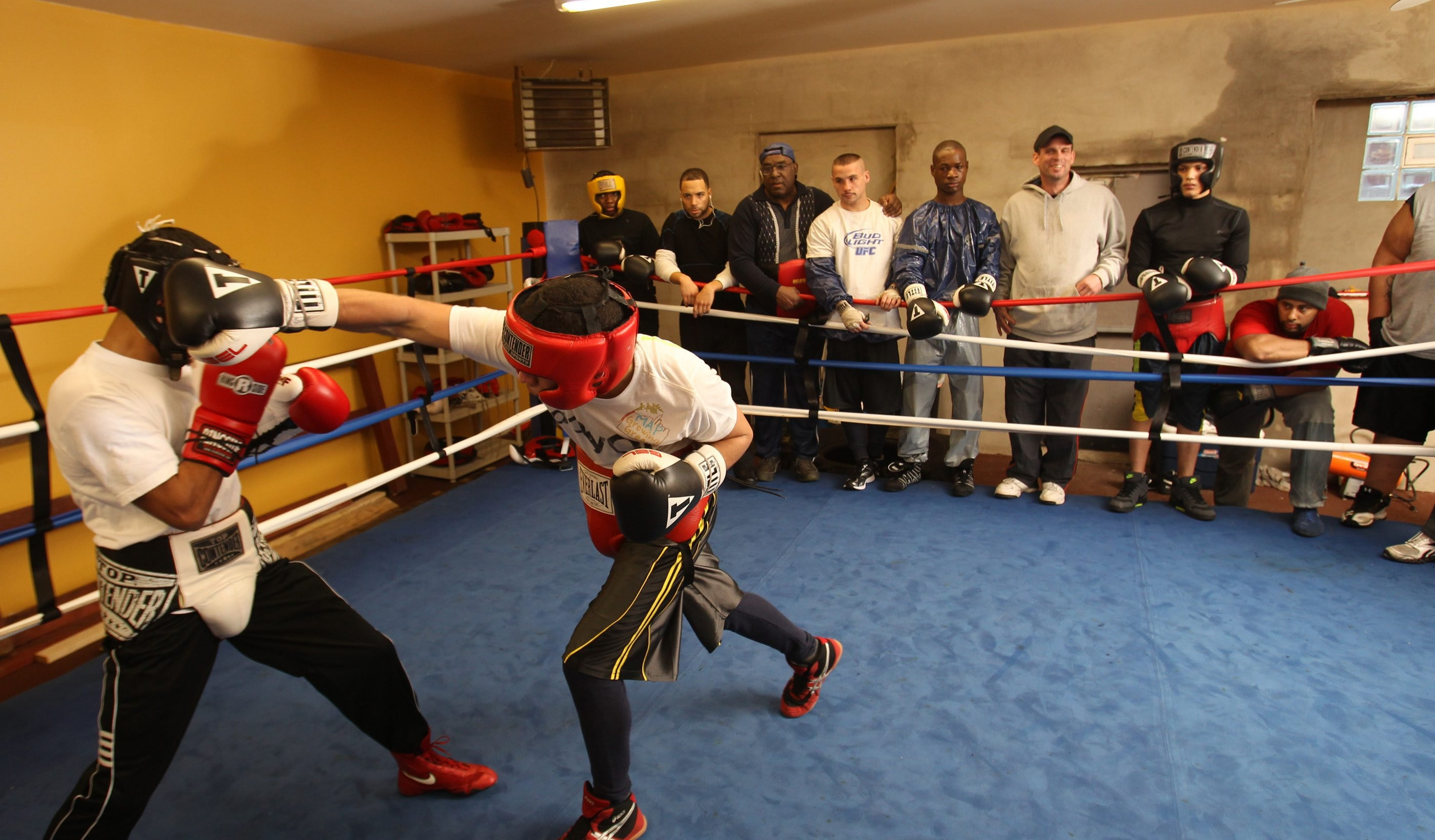 West Side Boxing Club is sanctuary for youth – The Buffalo News