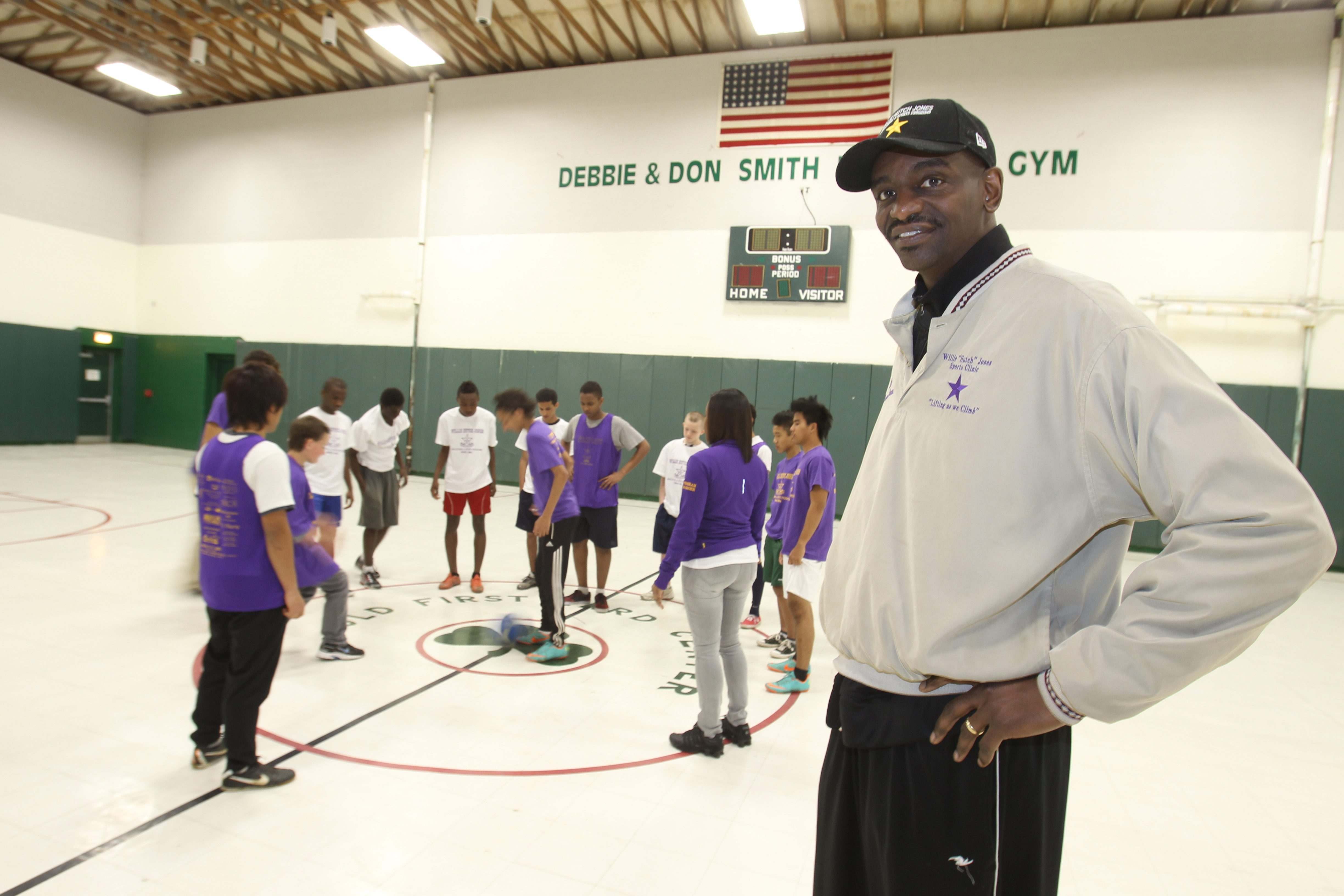 Willie Hutch Jones has established free summer programs for area youth that teach discipline and sportsmanship.