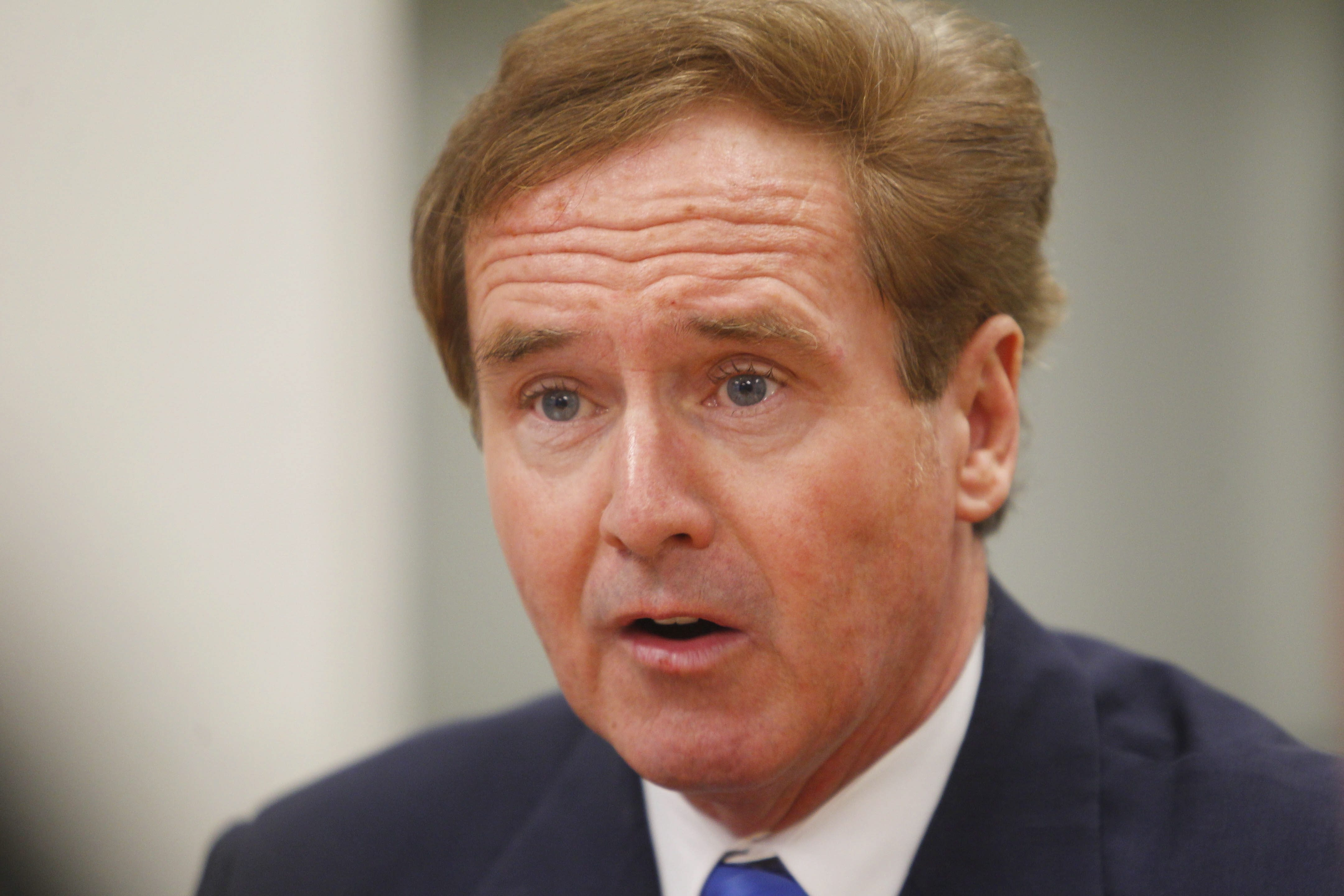 Rep. Brian Higgins is awaiting fresh facts.