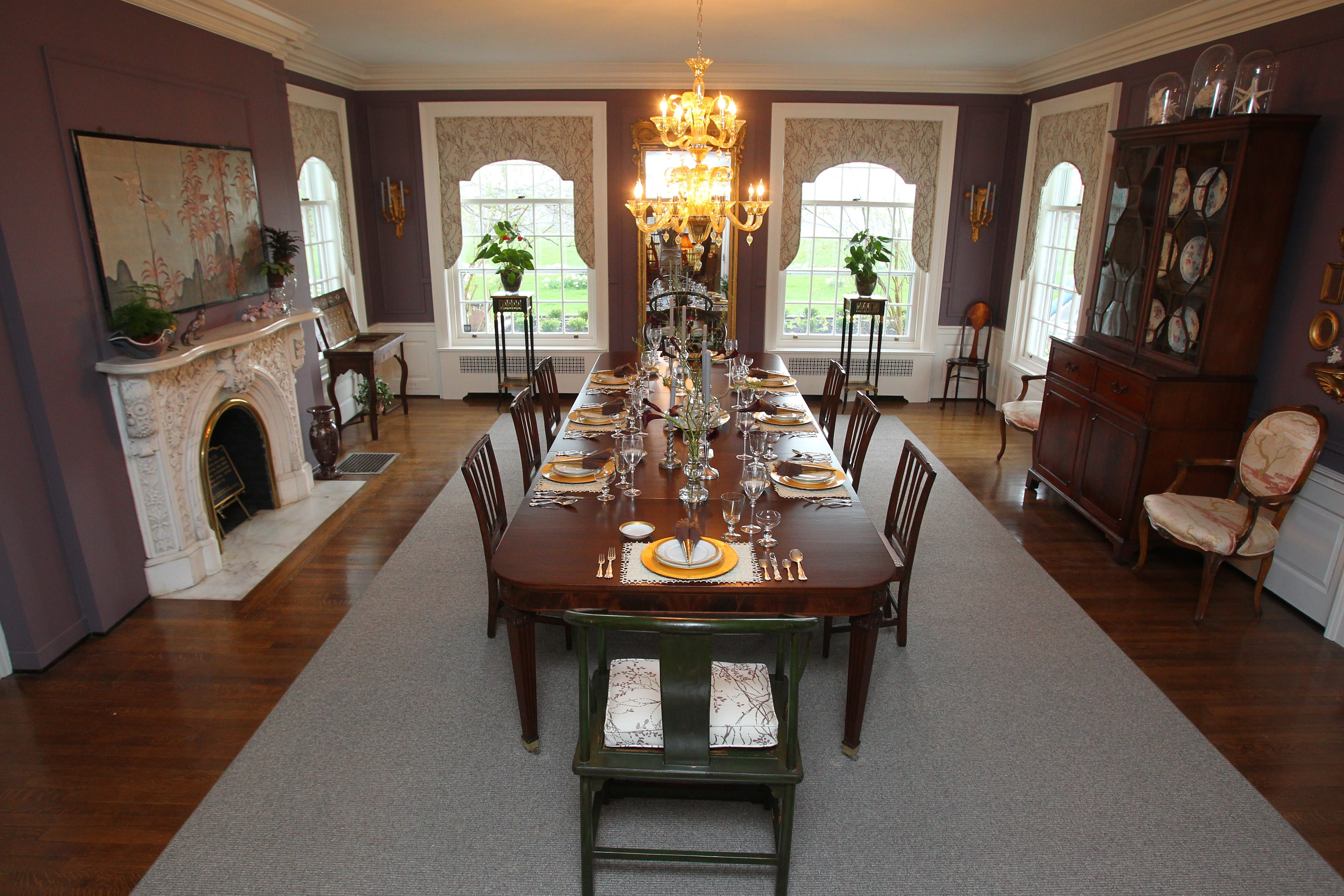 The 2013 Decorators' Show House, which launched this weekend at the Knox Summer Estate in Knox Farm State Park in East Aurora, provides a fantastic opportunity for local businesses to shine.