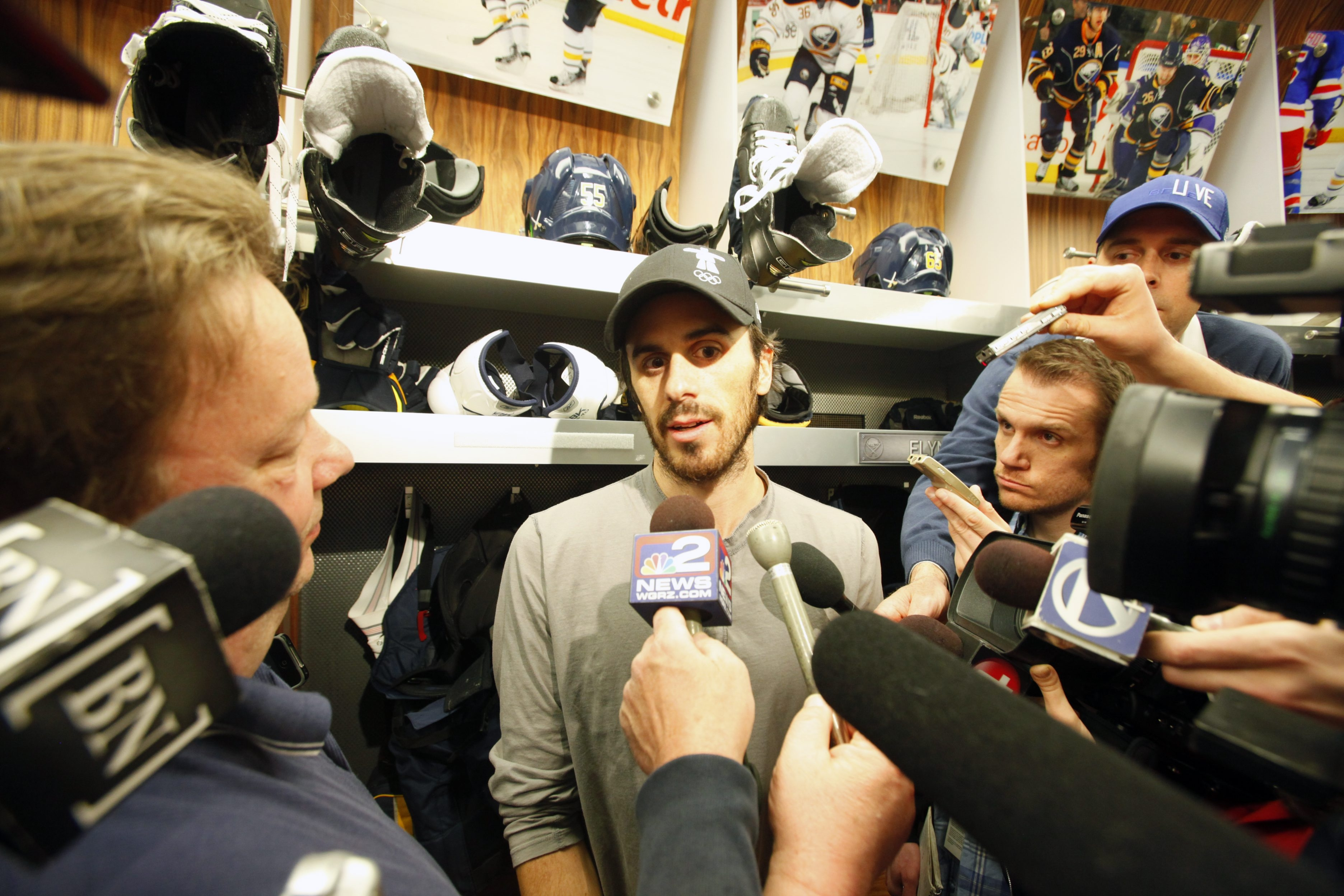 Goaltender Ryan Miller, one of the team's two best players, may be dealt before he can leave without the Sabres getting any compensation.