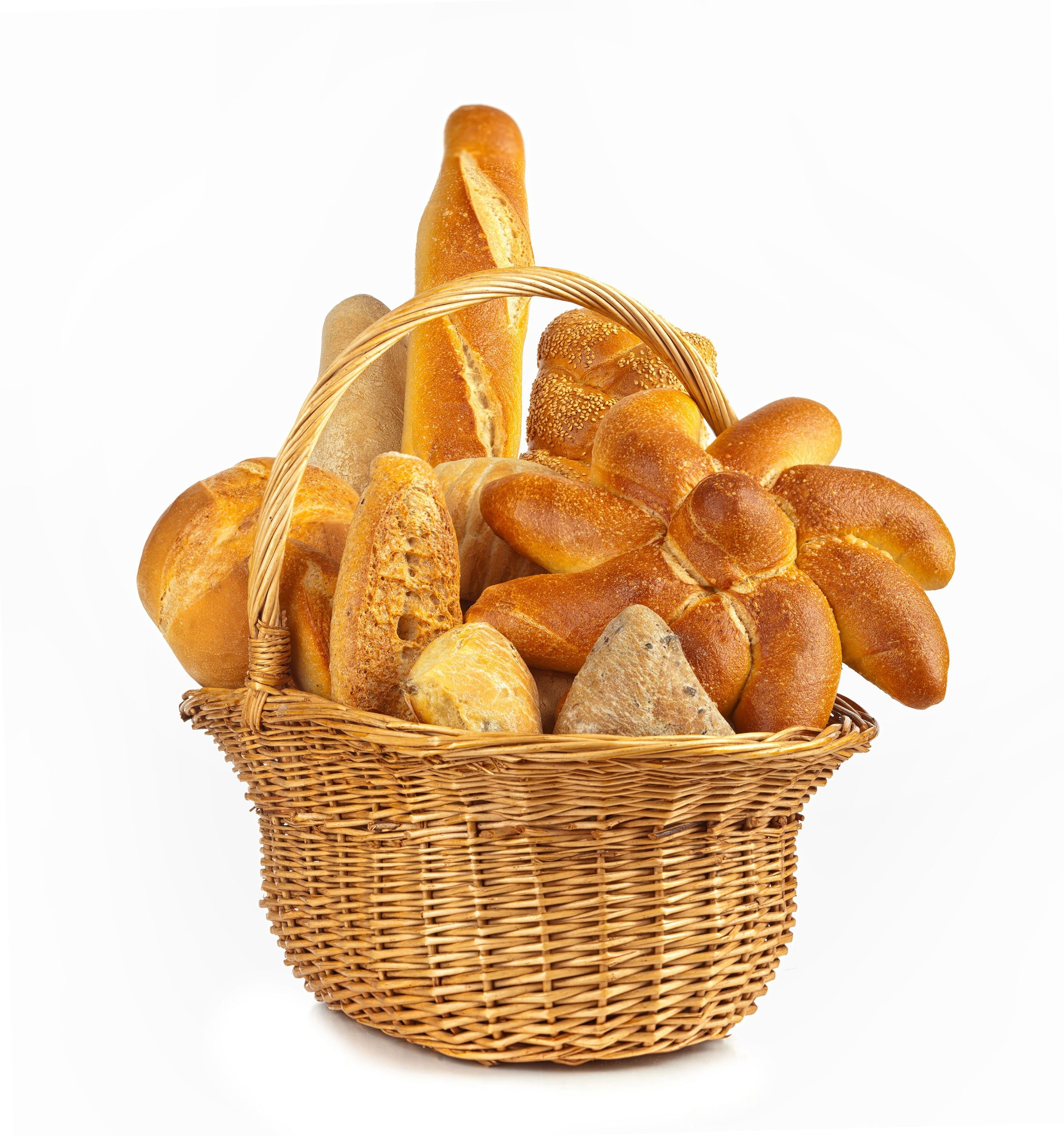 A lot of bread doesn't even taste salty, but one piece can have as much as 230 milligrams of sodium.