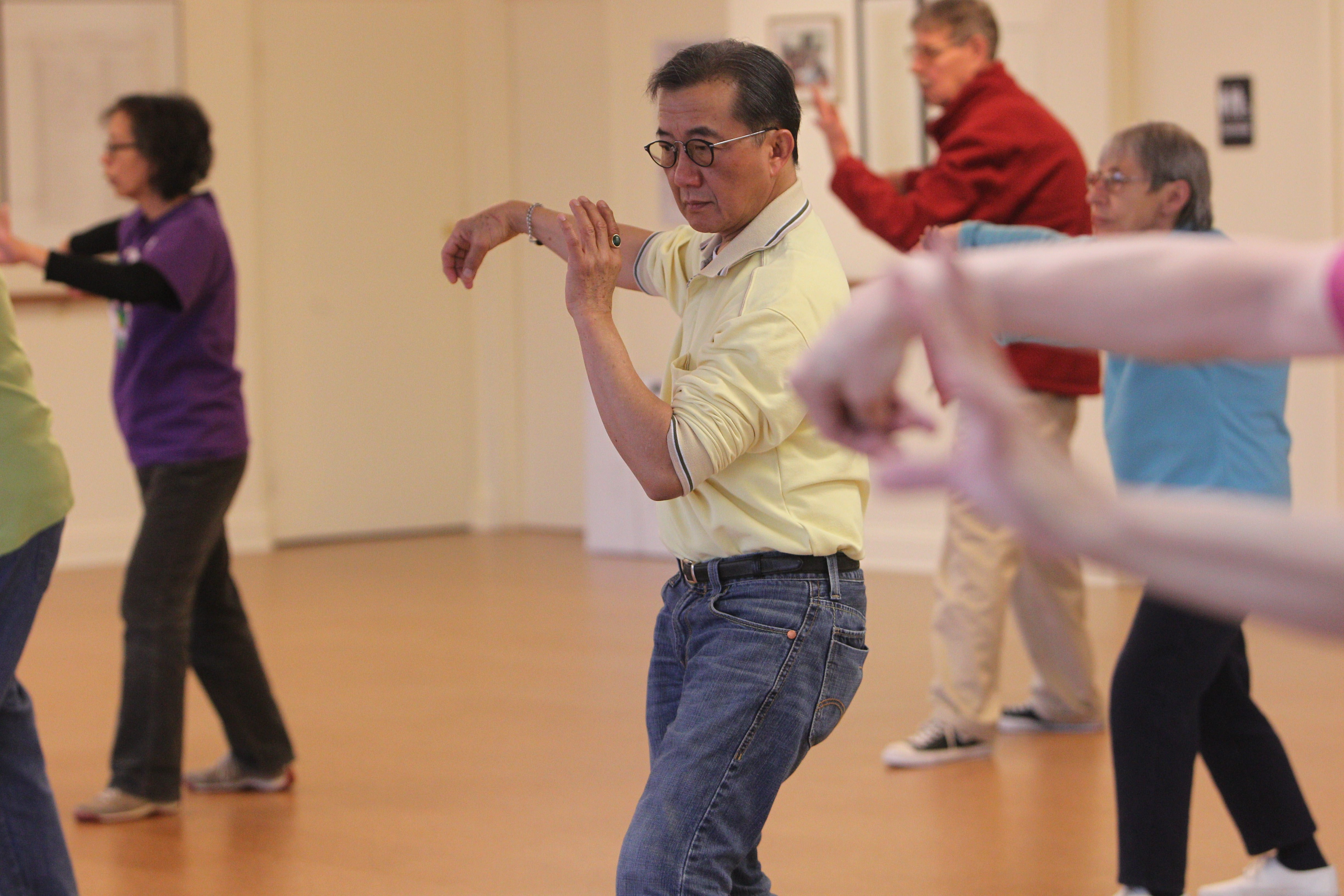 See how the Taoist Tai Chi Society Buffalo Branch can help you improve your health at an open house from 11 a.m. to noon today at 968 Kenmore Ave.