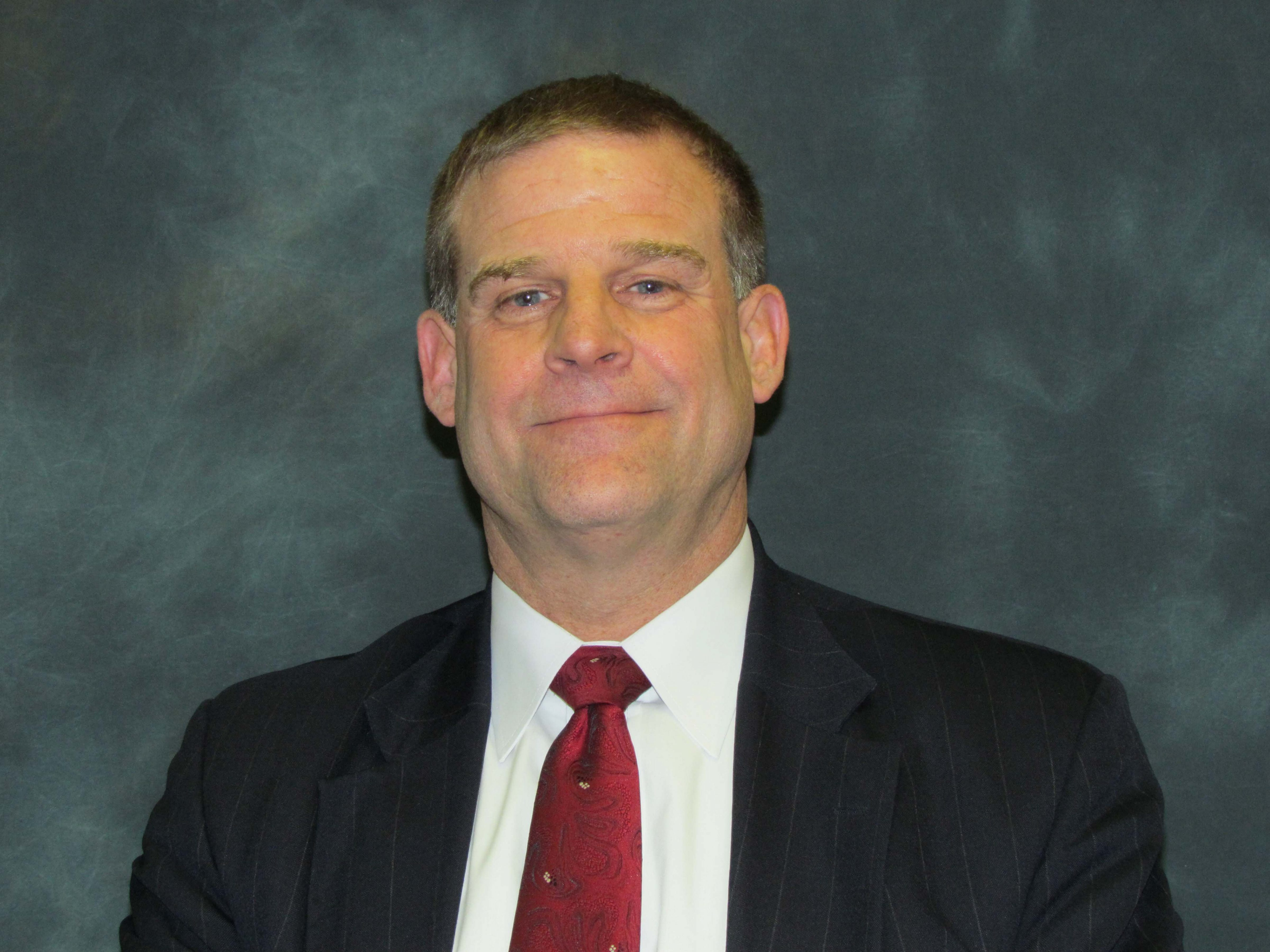 """Christopher L. Cummings says he is """"proud to be part of the team"""" at ECMC."""