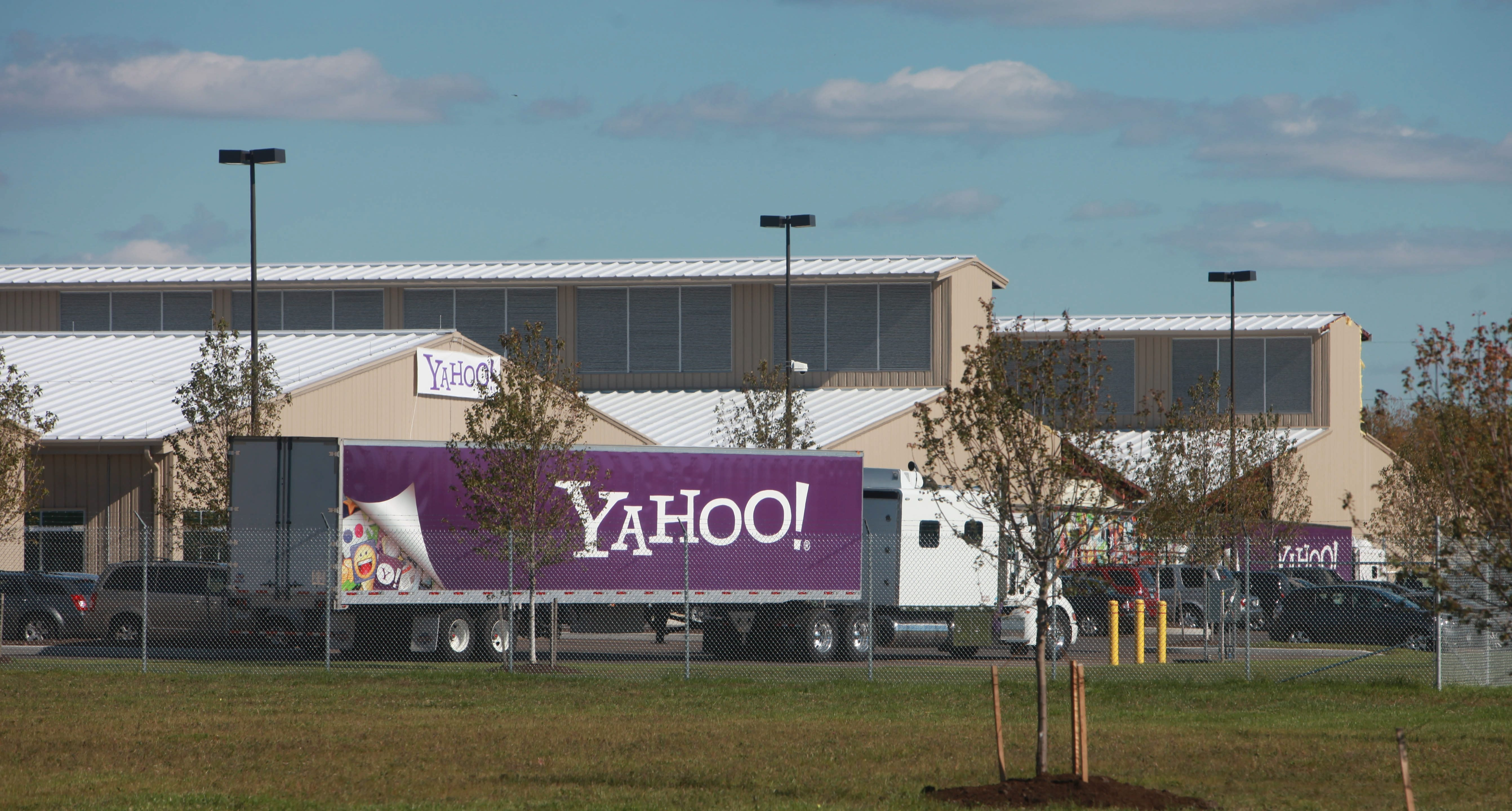 A package of property tax and sales tax abatements that will save Yahoo more than $30 million over the next 20 years was unanimously approved today by the Town of Lockport Industrial Development Agency. (Buffalo News file photo}