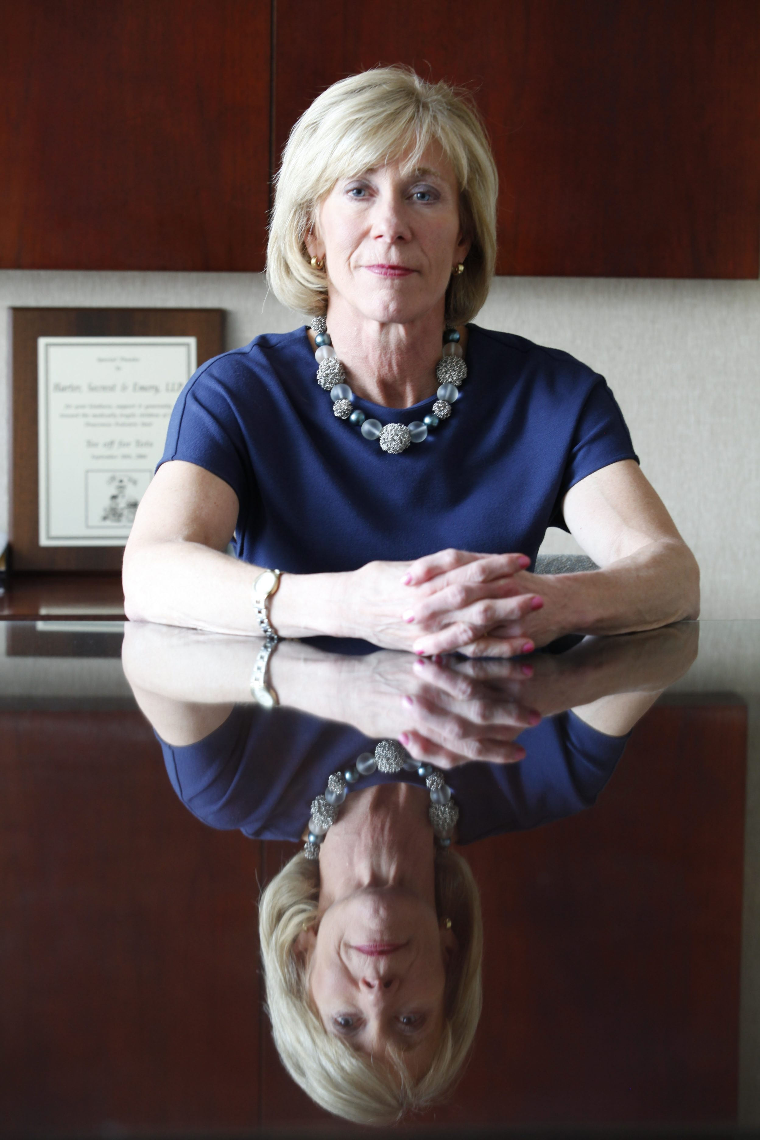 Prominent business lawyer Carol E. Heckman, a former U.S. magistrate judge, says businesses today face more liability than they have in the past.