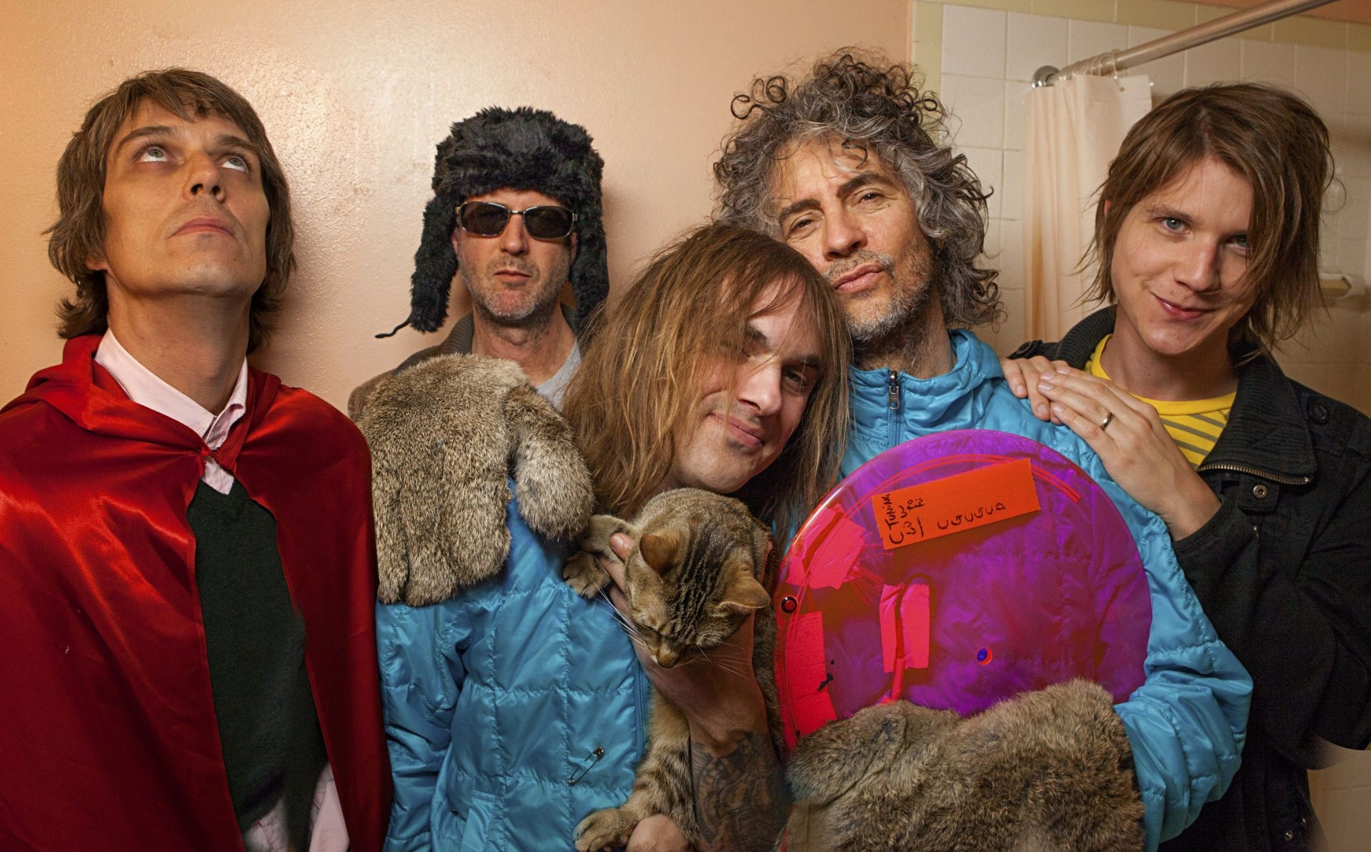 The Flaming Lips will perform at Artpark on July 17 as part of the venue's Wednesday night concert series.