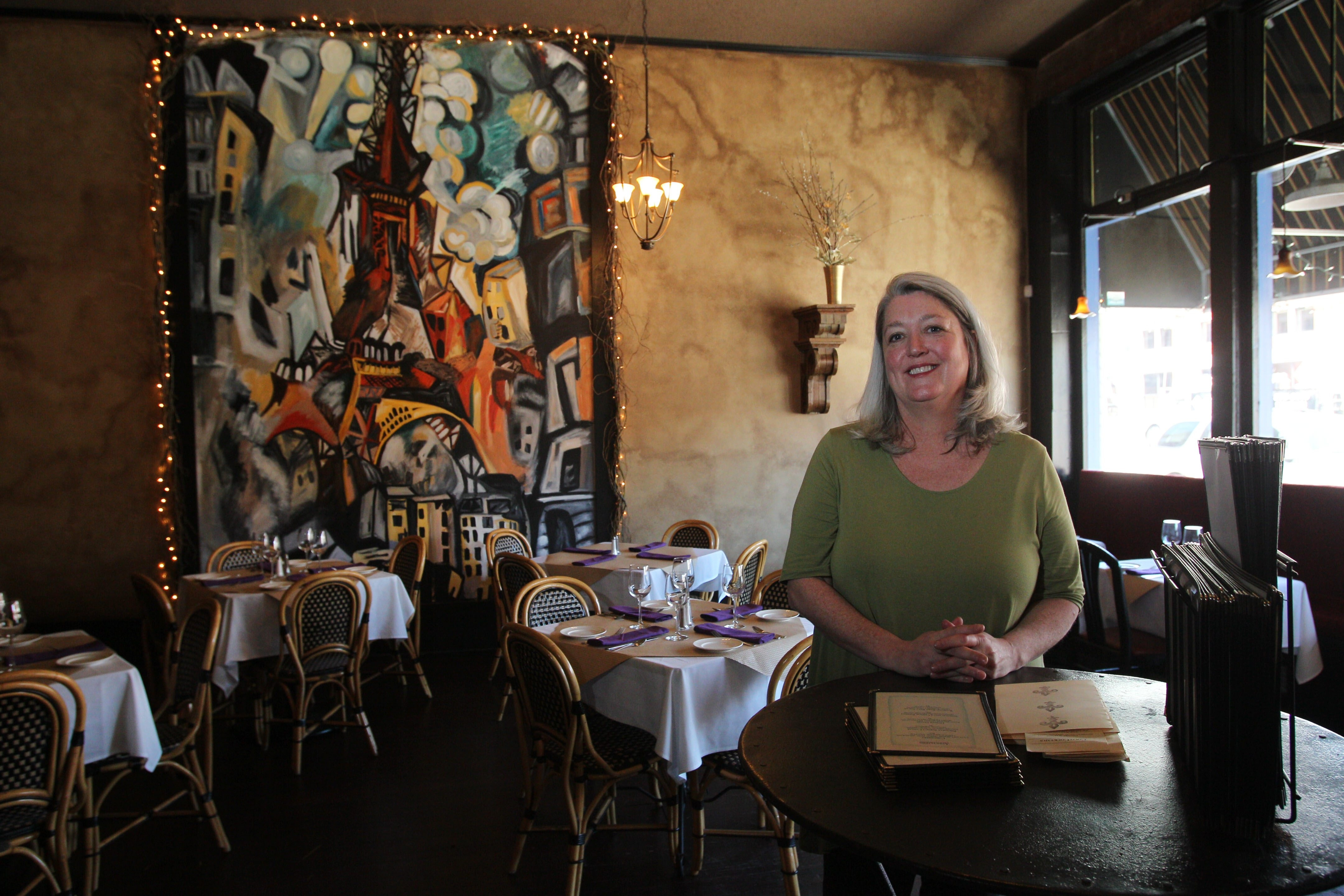 """Maura Crawford once opened two restaurants in three days. """"What the hell was I thinking?"""" She now owns Coco in Buffalo."""