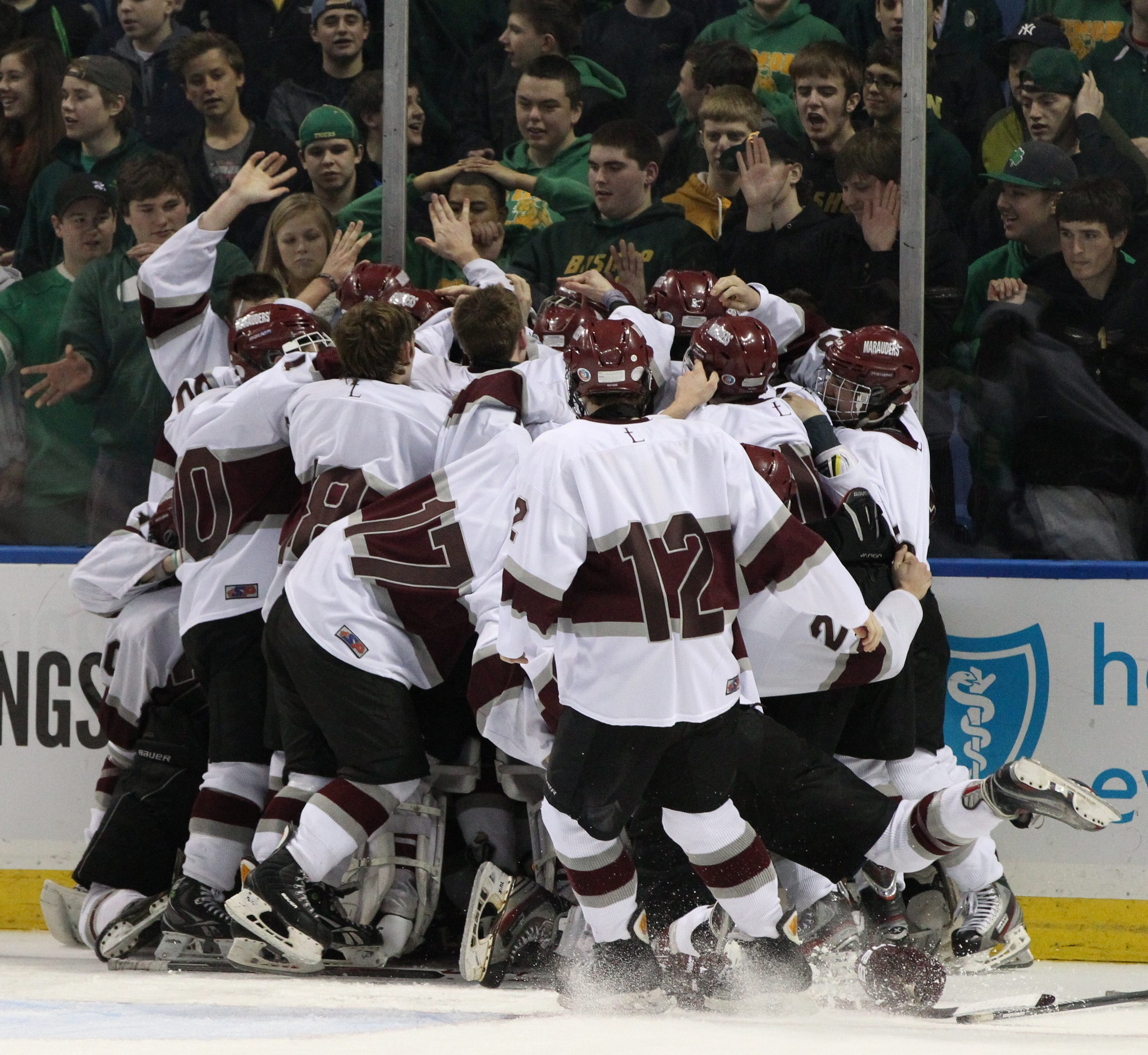 St. Joe's outstanding season included a championship win over Bishop Timon-St. Jude.