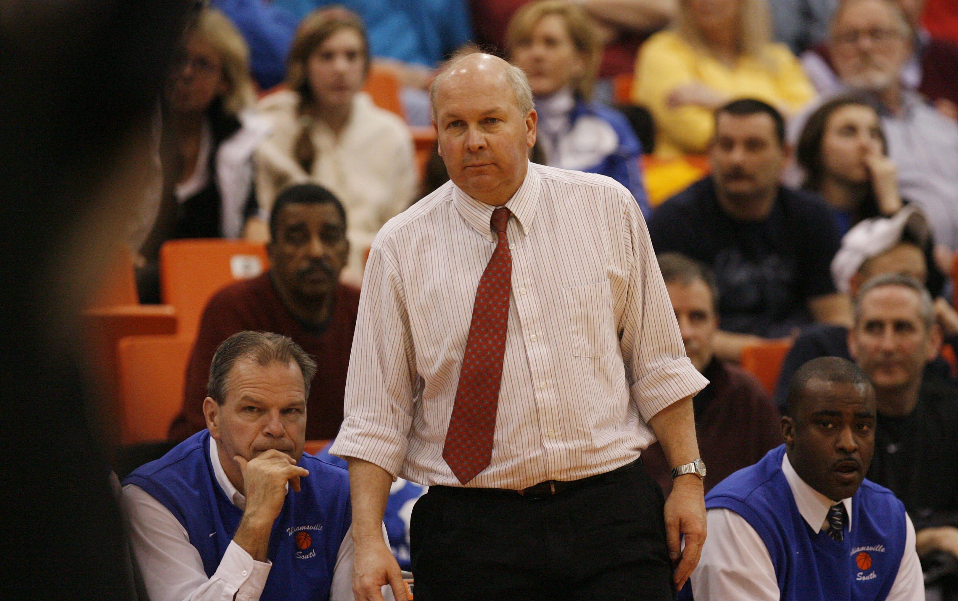 Allan Monaco coached basketball.