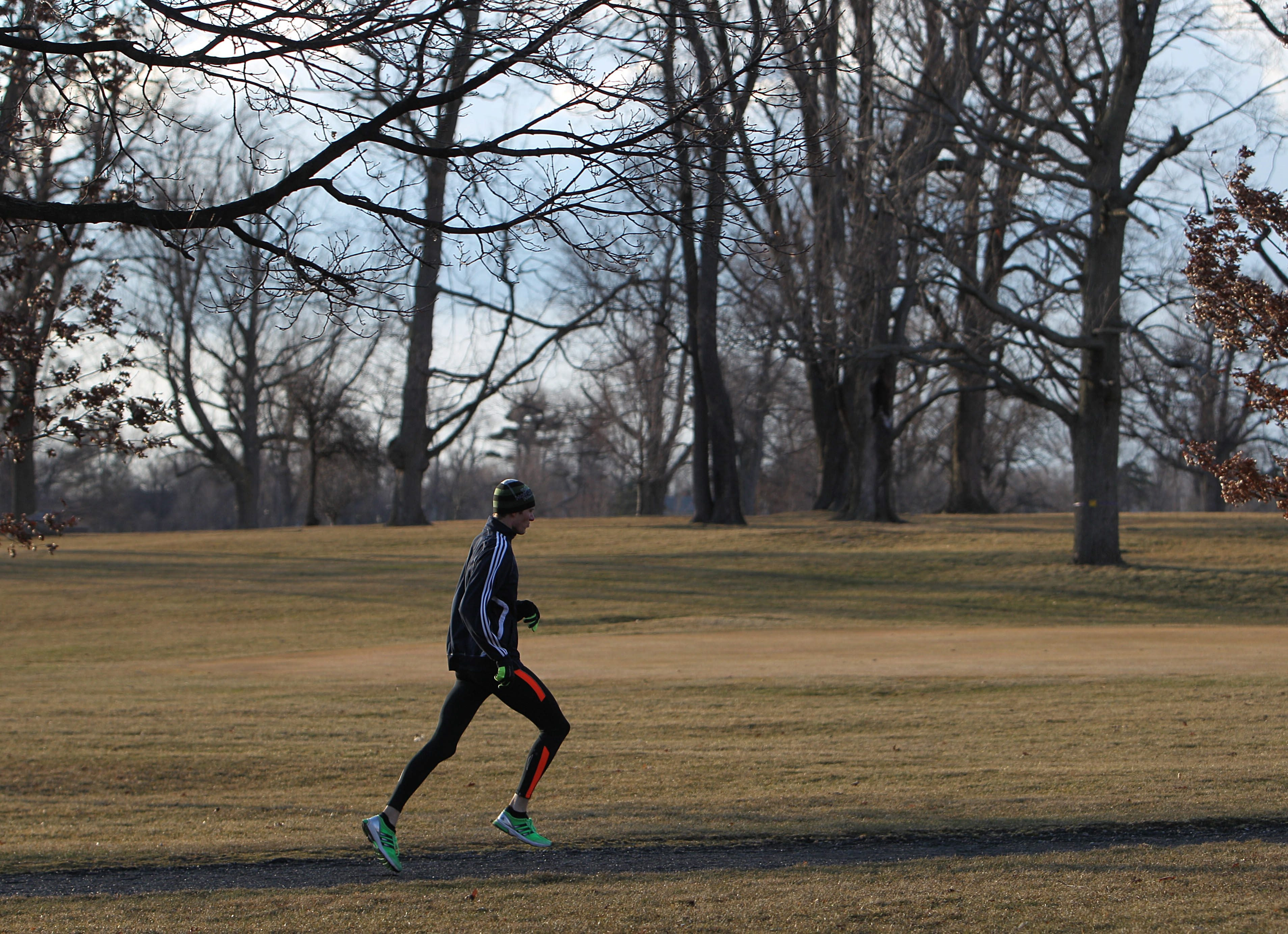 Green Buffalo Runner hosts a 4.22-mile run (and walk) at noon next Saturday in Delaware Park.
