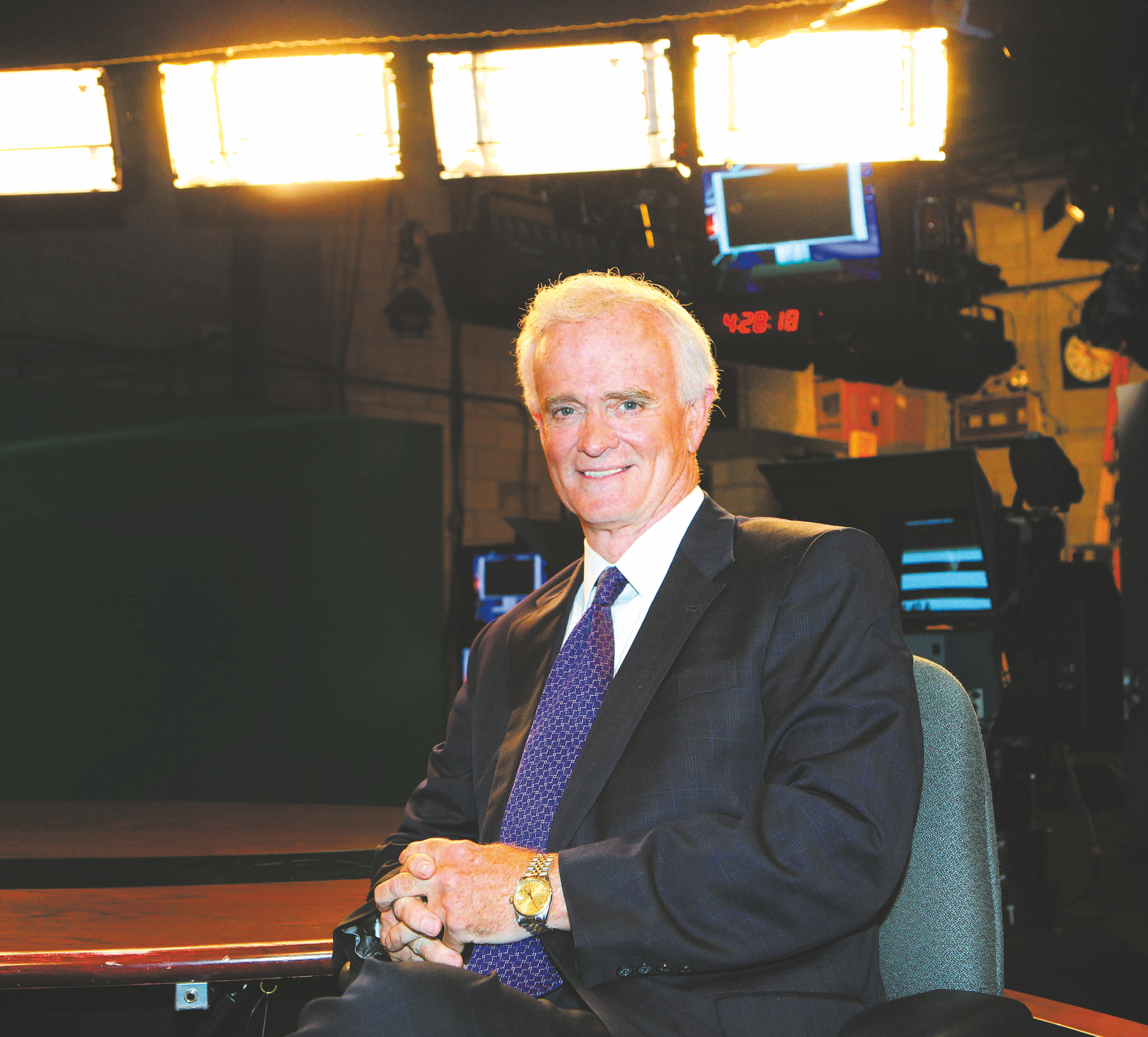 Buffalo sports anchors have been coming and going with more frequency in recent years. Channel 2's Ed Kilgore, left, is the latest to announce his departure.