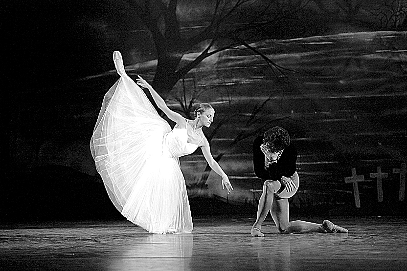 """Neglia Ballet Artists performs """"Giselle"""" with the Buffalo Philharmonic Orchestra tonight."""