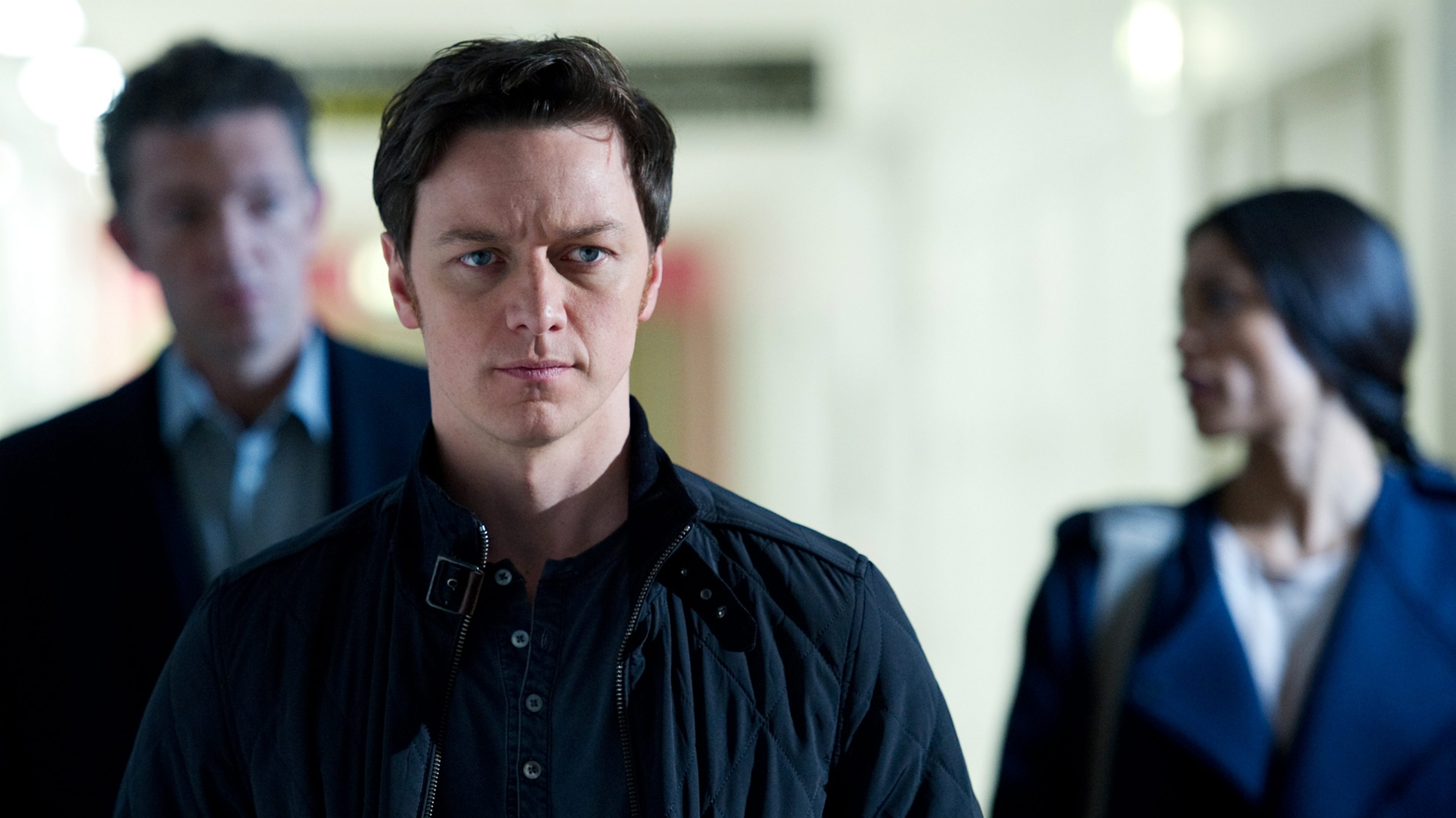 """James McAvoy stars in """"Trance."""""""