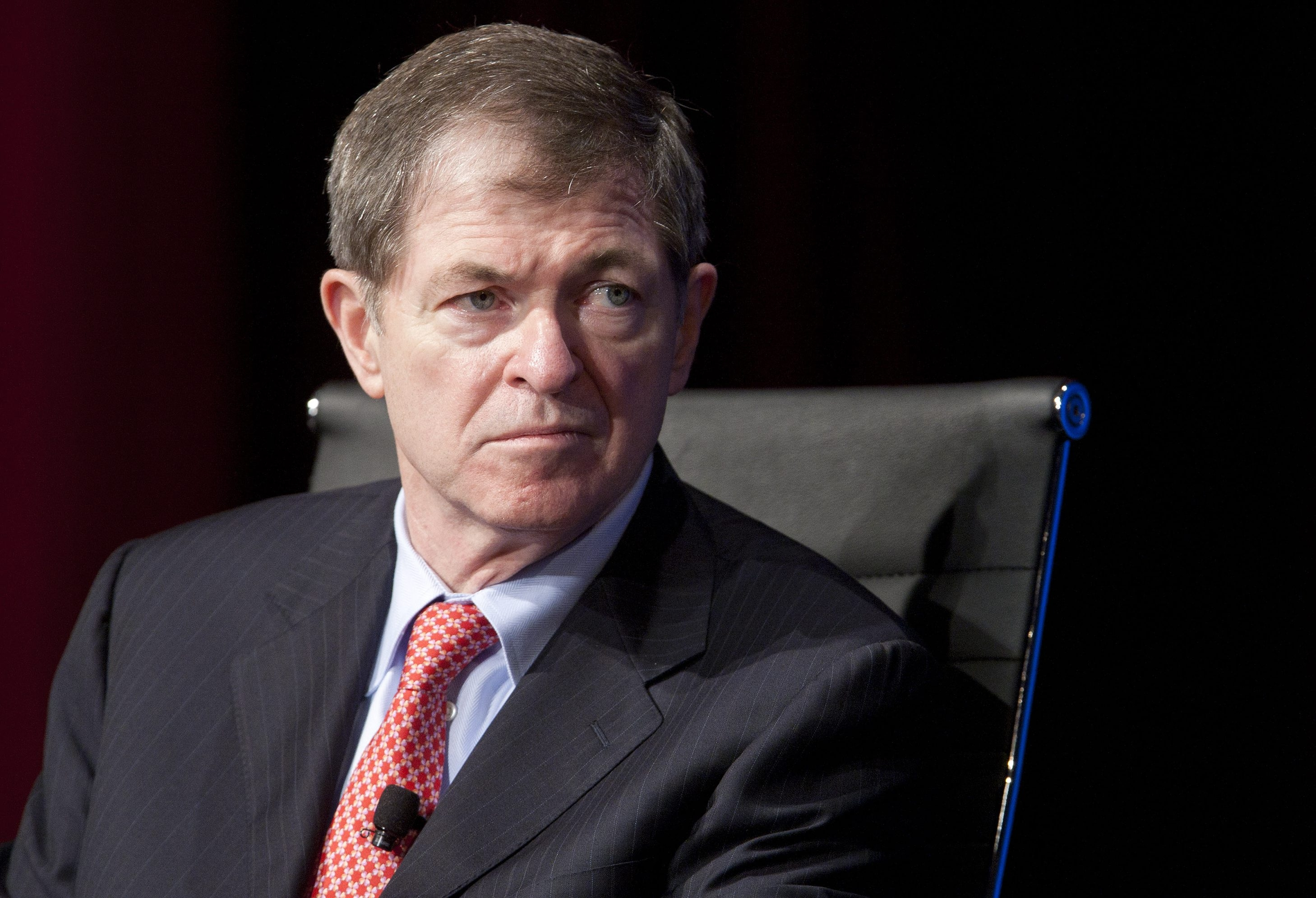 Mike Ullman is back as CEO after the ouster of Ron Johnson, whose reign saw the retailer suffer a 25 percent drop in sales in a single year.