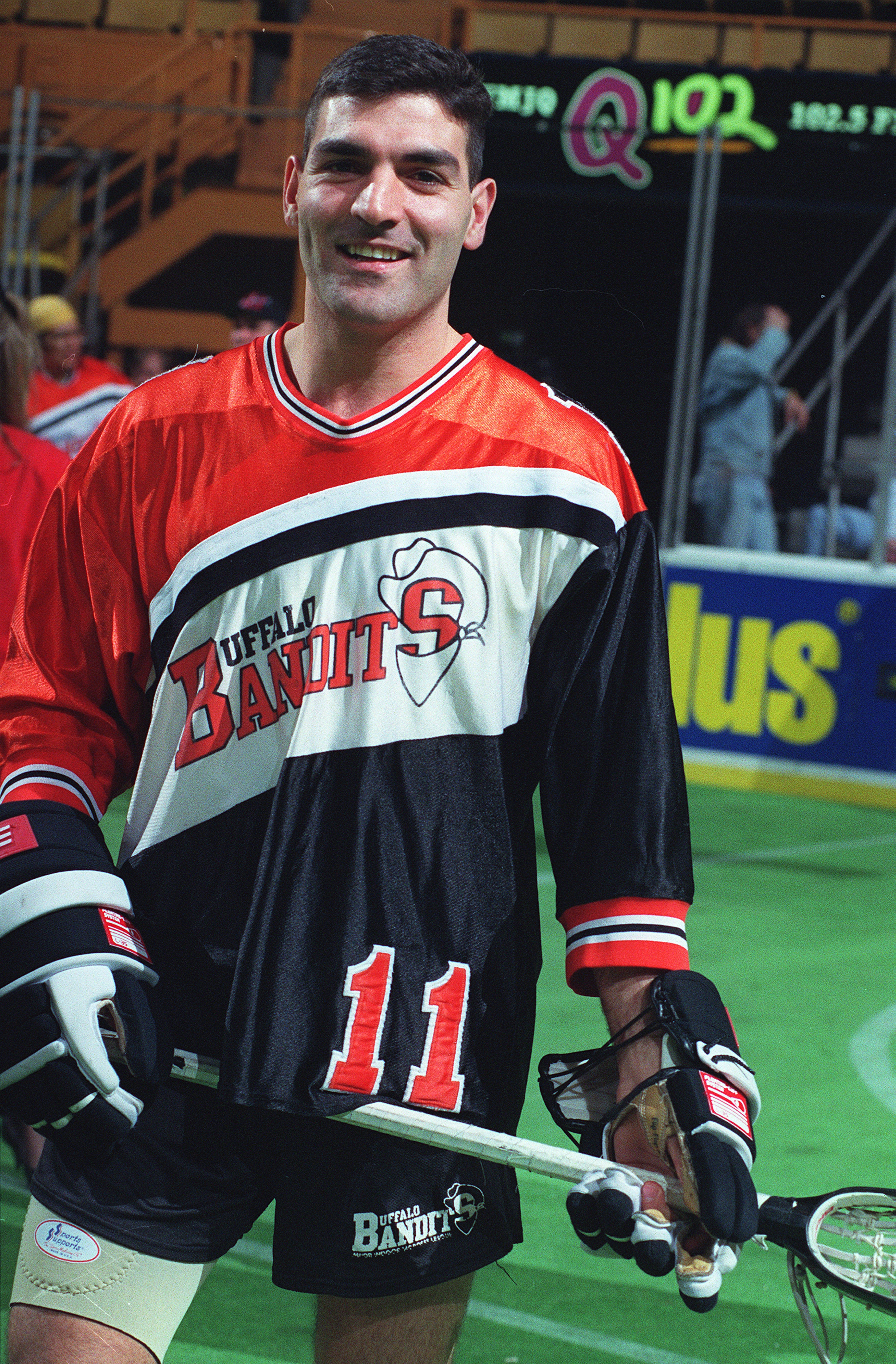 John Tavares was MVP of the 1993 championship game.