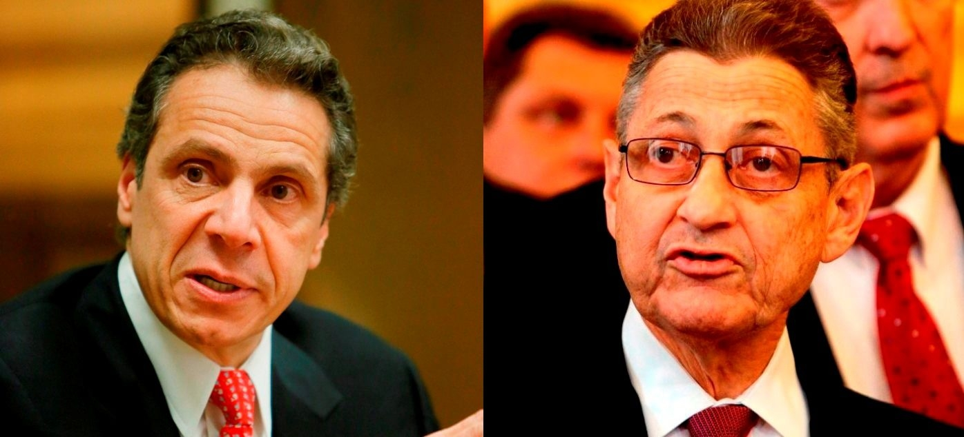 The New York Post reported that Gov. Andrew Cuomo was working to oust Assembly Speaker Sheldon Silver.