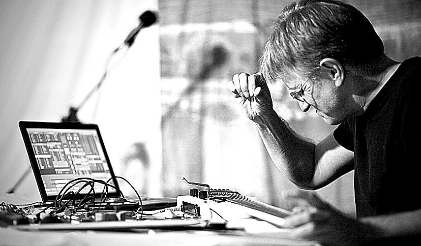 Hans Tammen brings his Third-Eye Laptop Orchestra to Squeaky Wheel tonight.