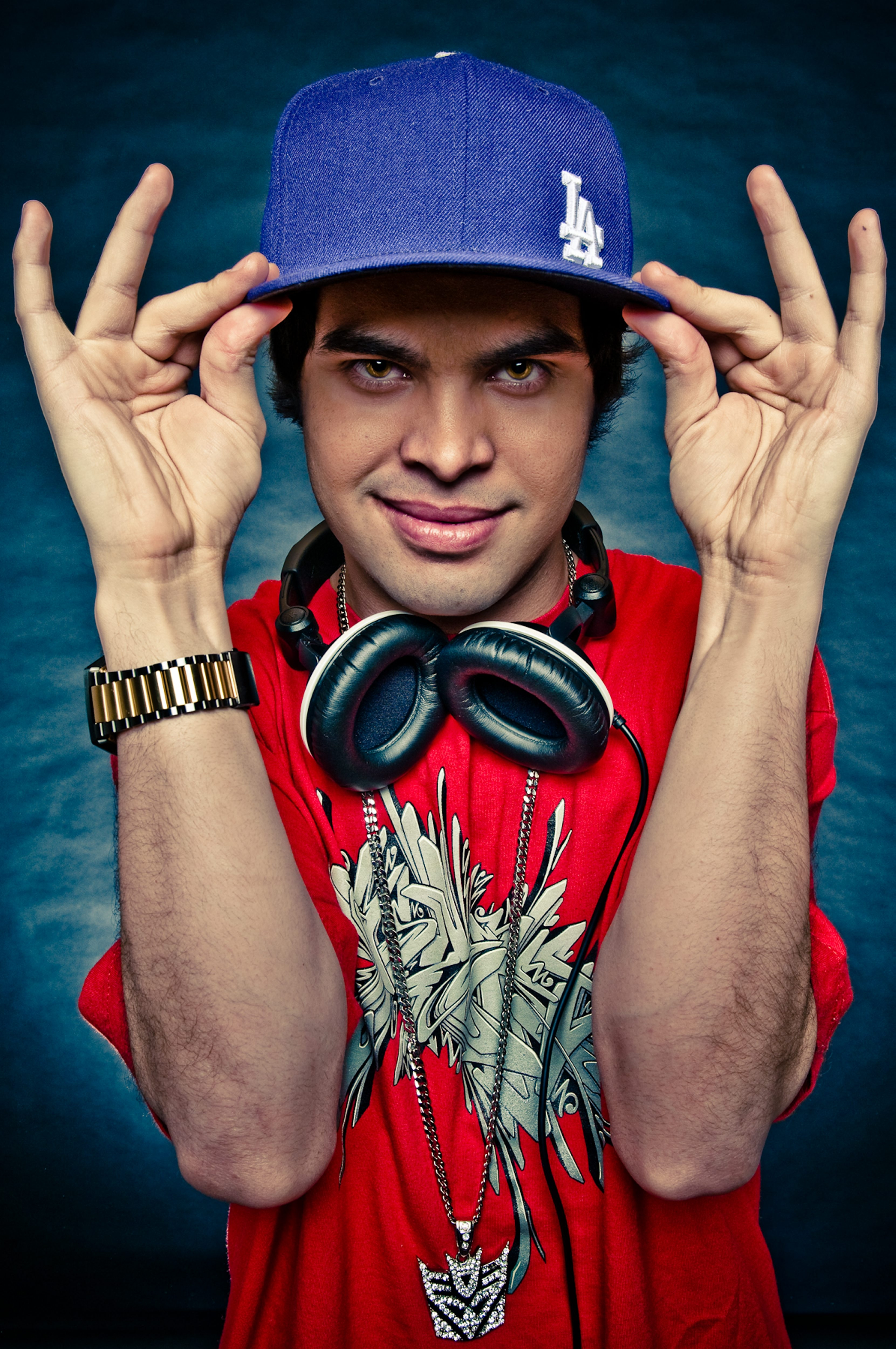 Datsik brings the groove to the Town Ballroom tonight.