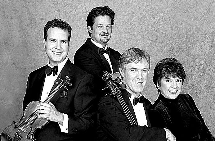 The Bergonzi String Quartet closes out the Slee Beethoven Quartet Cycle with two concerts.