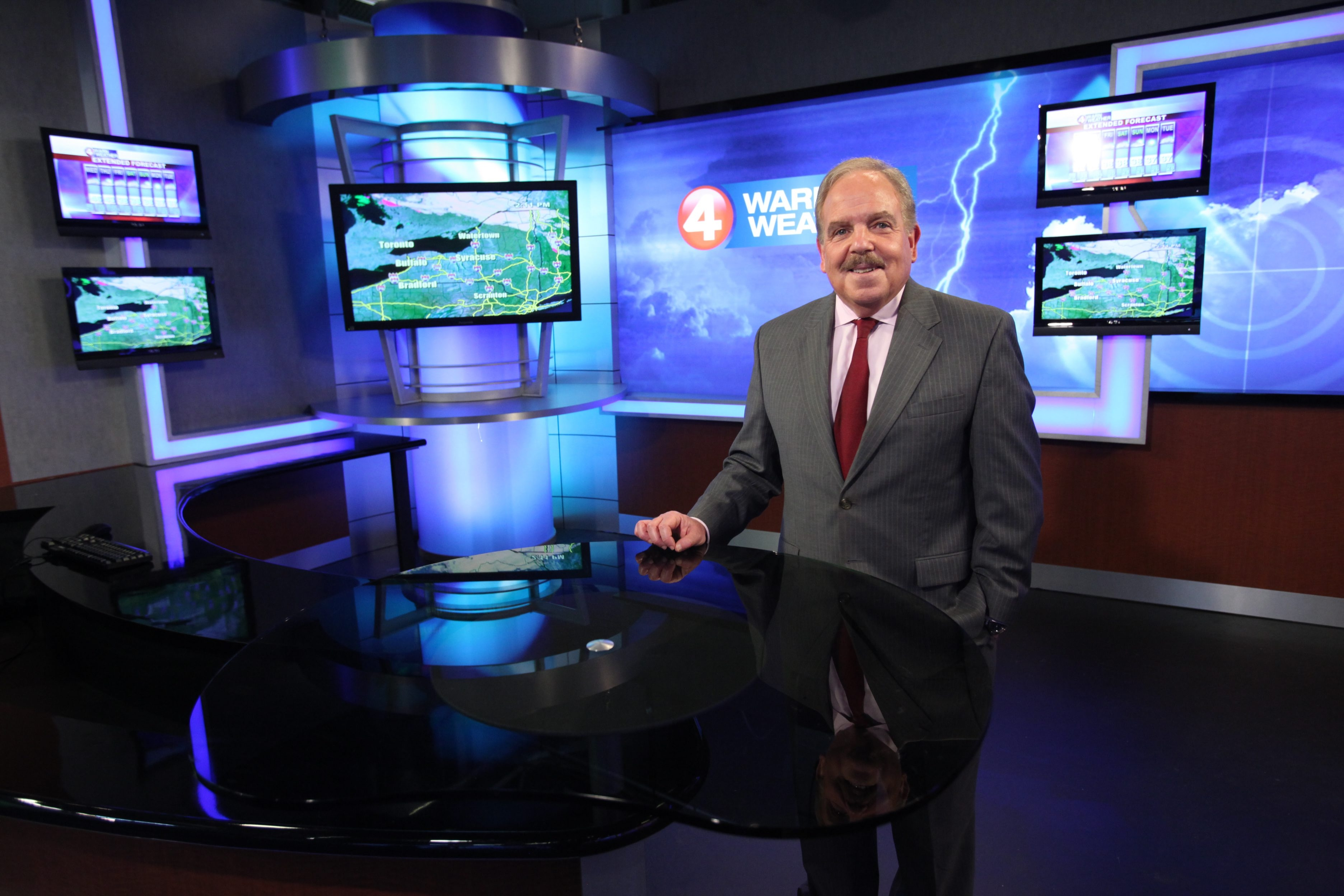 Meteorologist Don Paul says he is pleased with new deal.