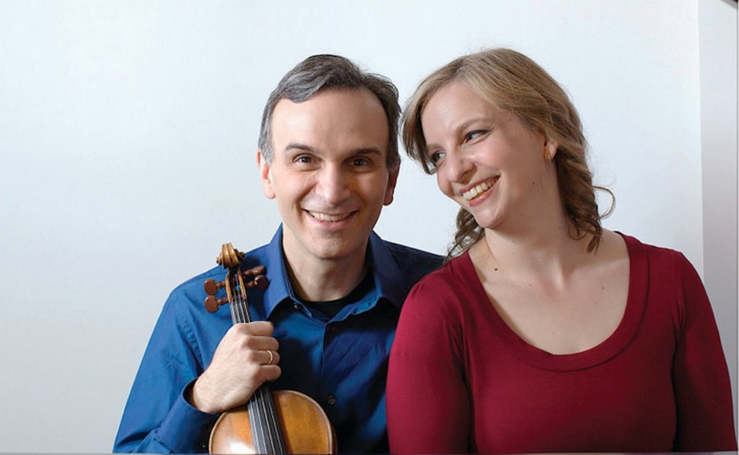 """Nigunim: Hebrew Melodies"" is an extraordinary recording by violinist Gil Shaham and his sister, pianist Orli."