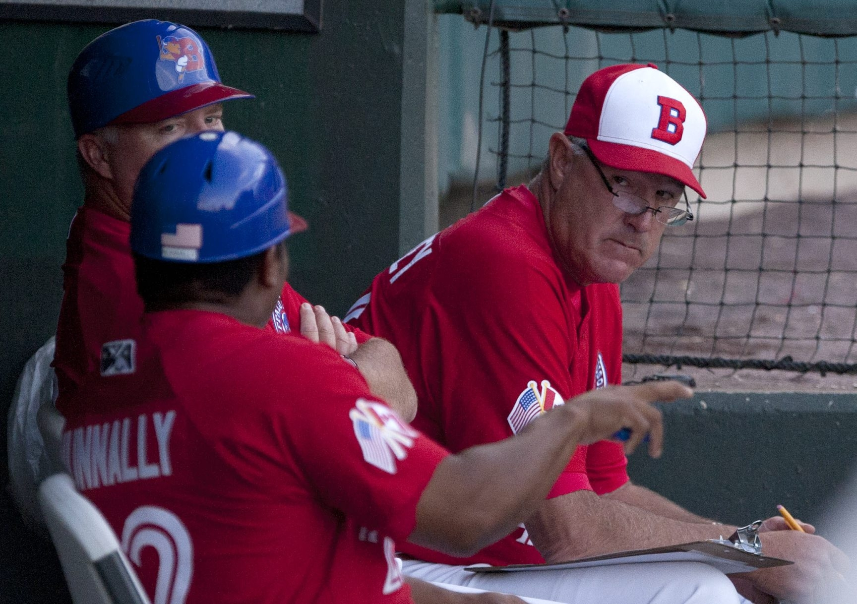 Bob Stanley is satisfied working in the minors, helping prospects achieve their dreams of reaching the majors.