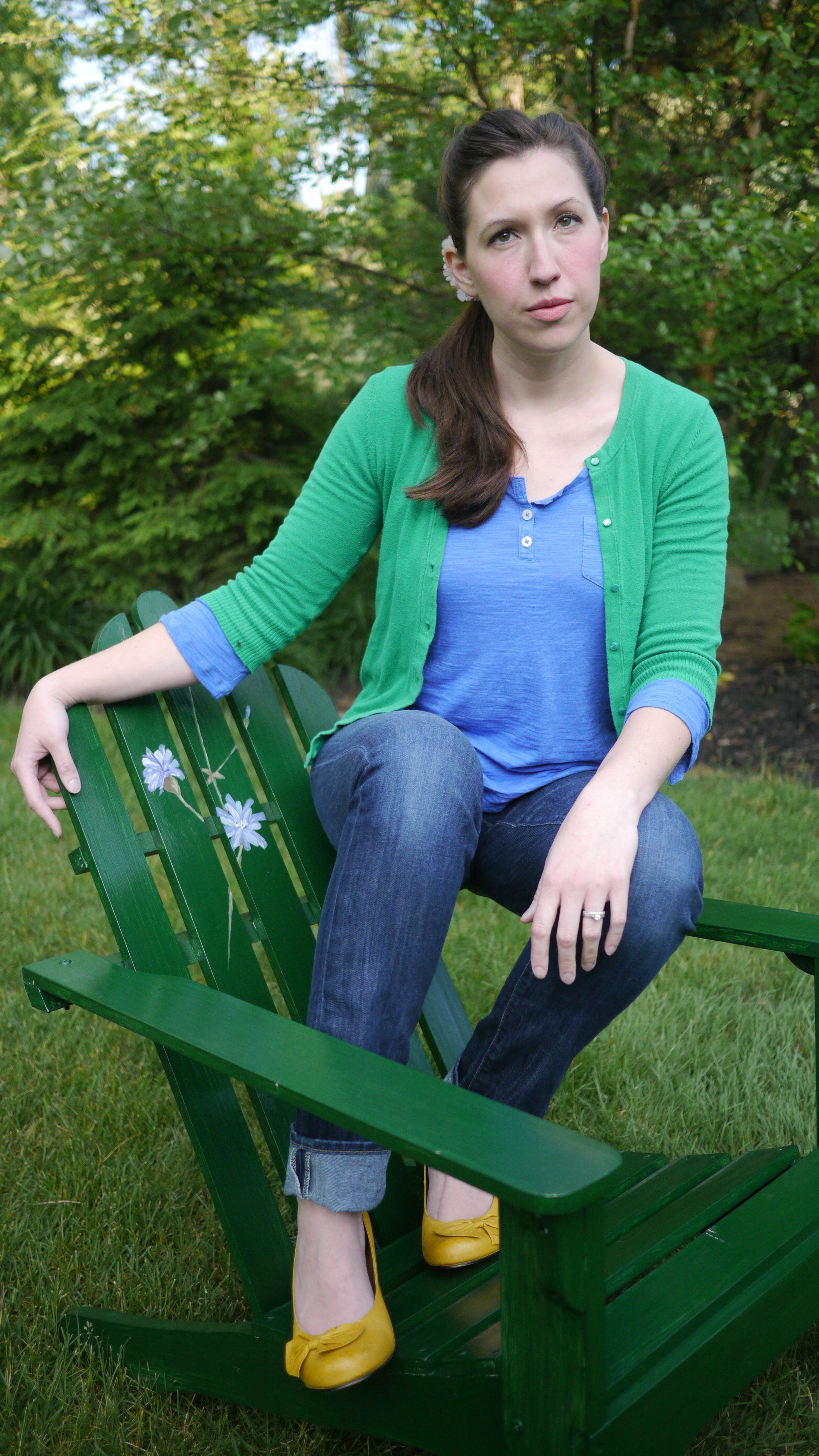 Novelist Kate Karyus Quinn has been a voracious reader since childhood.
