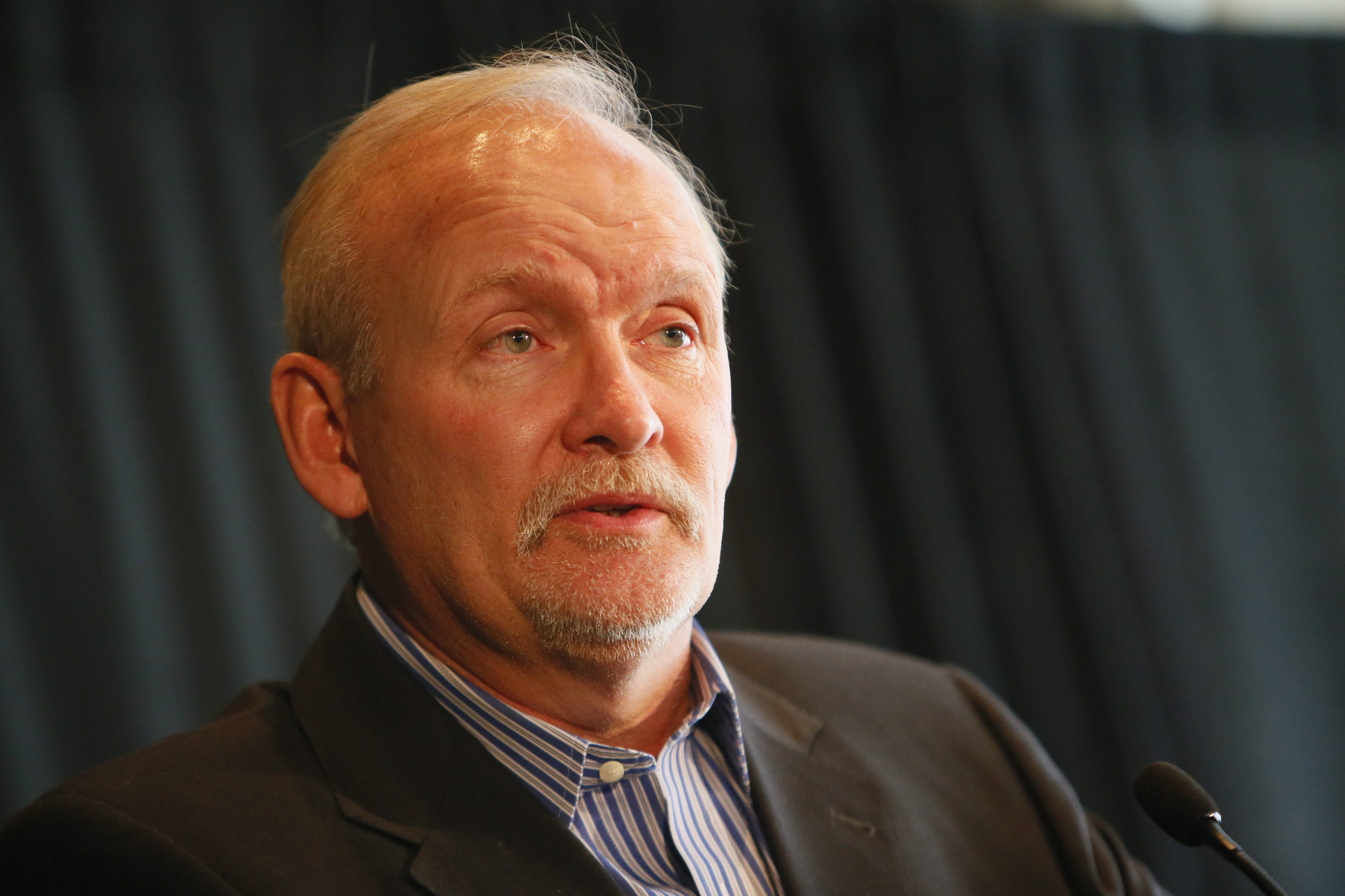 Lindy Ruff, who was fired as the head coach of the Buffalo Sabres, will be head coach of the Dallas Stars.  (Buffalo News file photo)