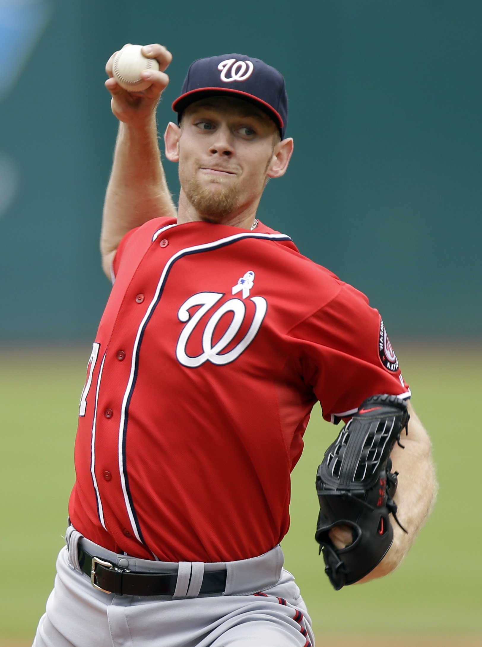 The Nationals shut down Stephen Strasburg after 159∑ innings last year.
