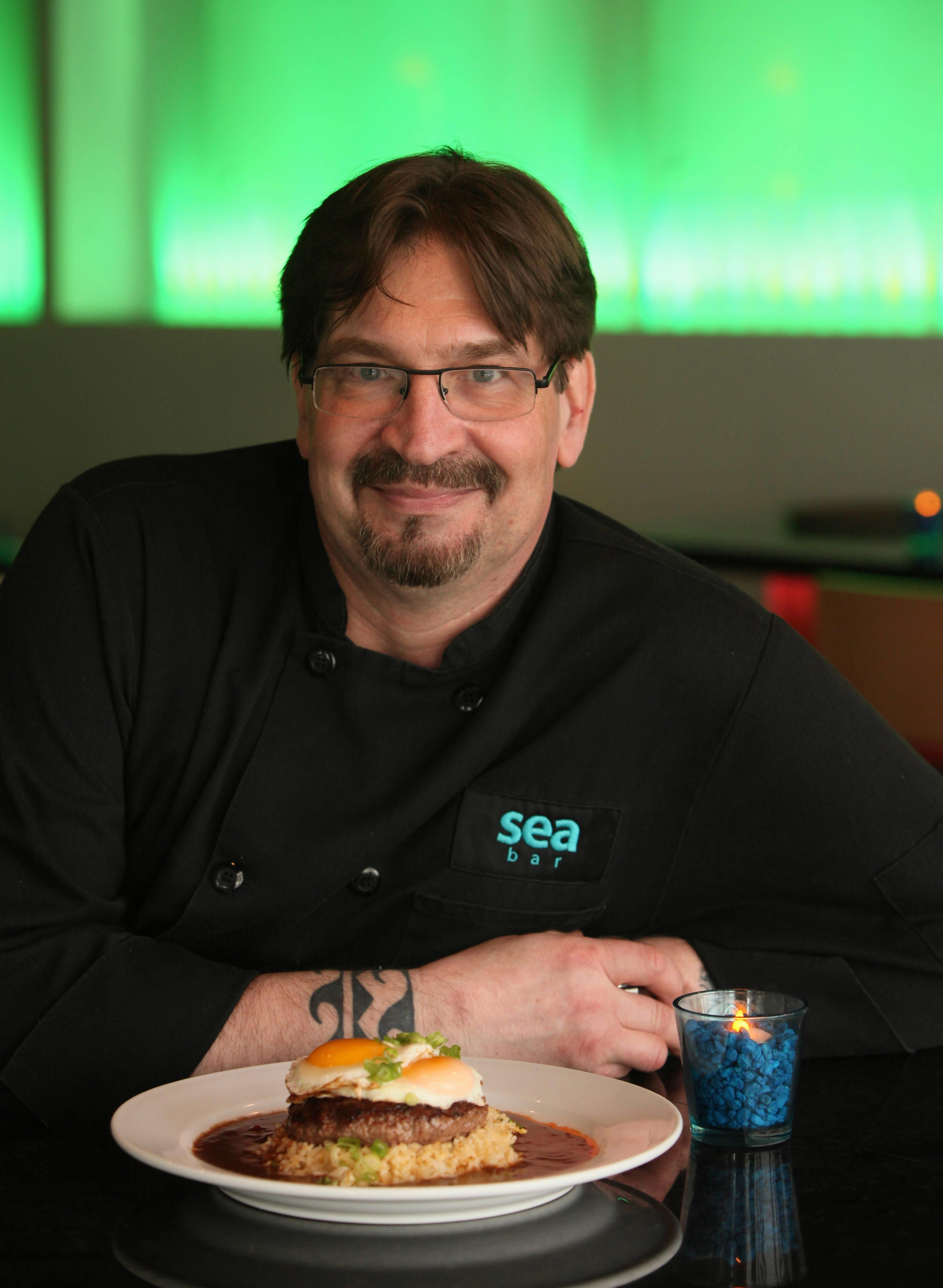 Chef Mike Andrzejewski has opened a new restaurant on Ellicott Street in Buffalo.  {Photo by Robert Kirkham}