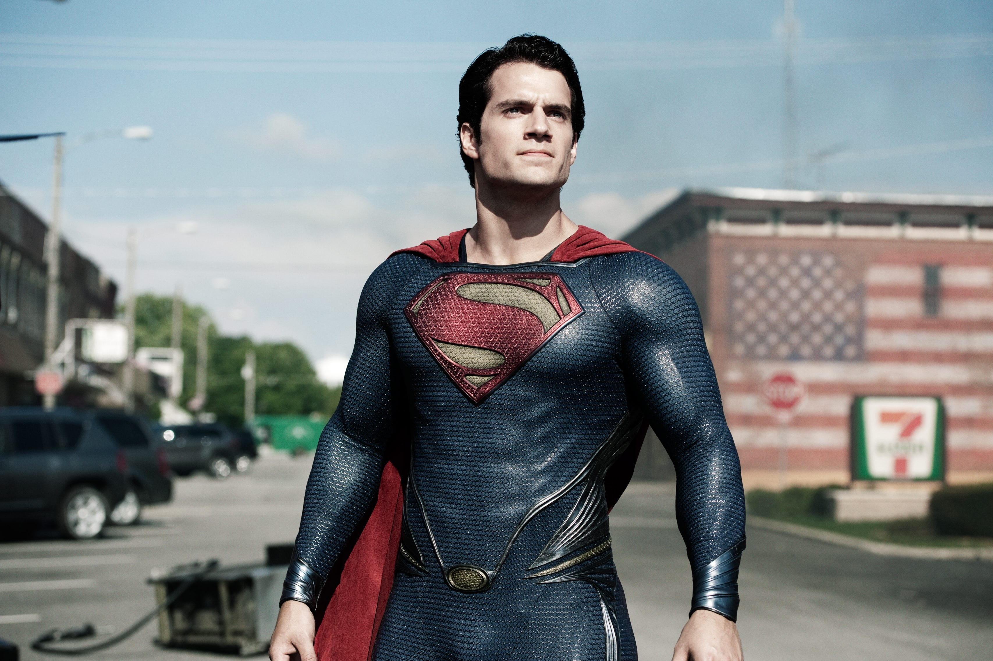 """Henry Cavill stars as Superman in """"Man of Steel,"""" an exploration of his origins and adjustment to life on Earth."""