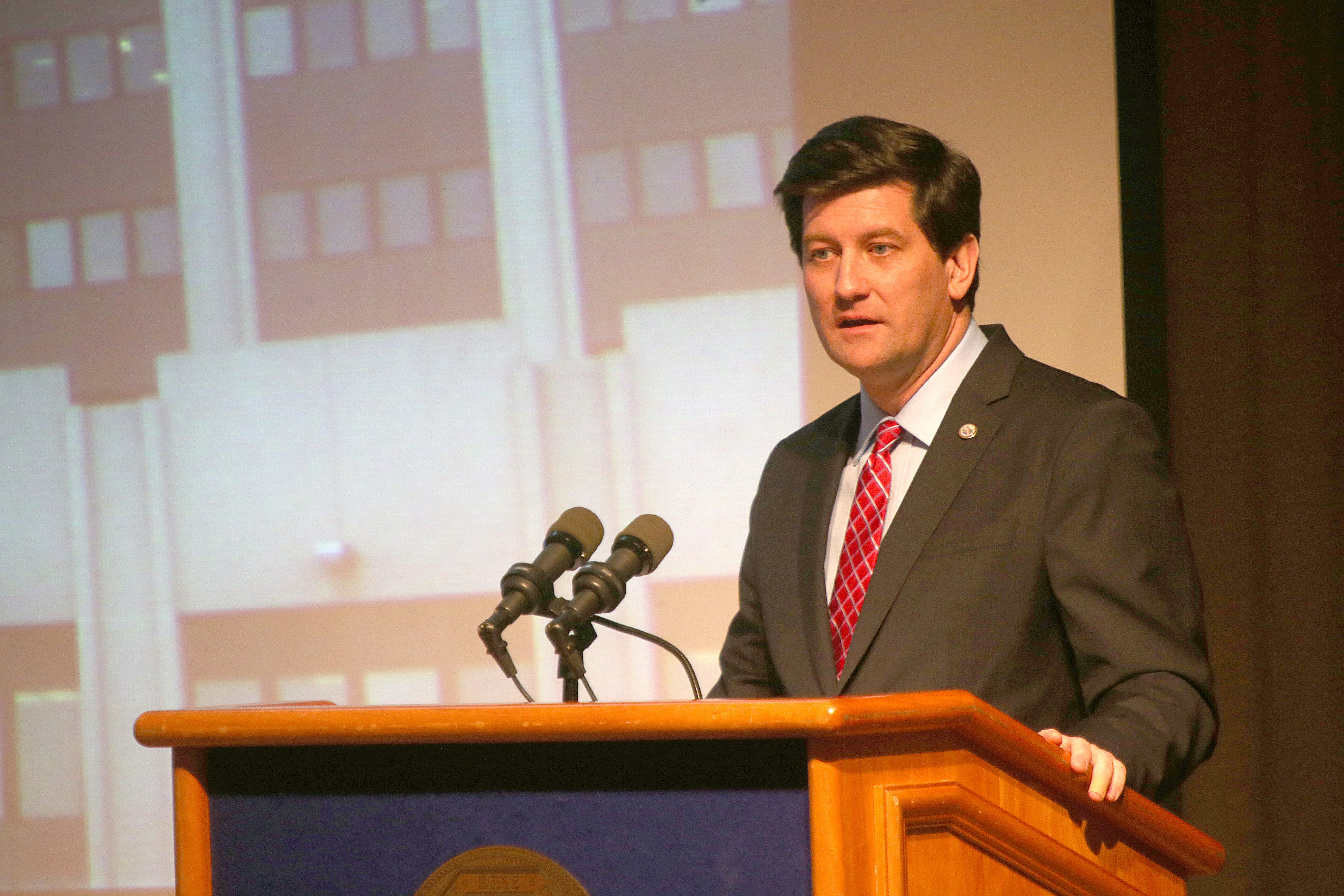 Erie County Executive Mark C. Poloncarz unveiled a set of initiatives to boost the economy that expand on plans he alluded to in his 2013 State of the County address, including improvements to workforce development, entrepreneurship and tourism.