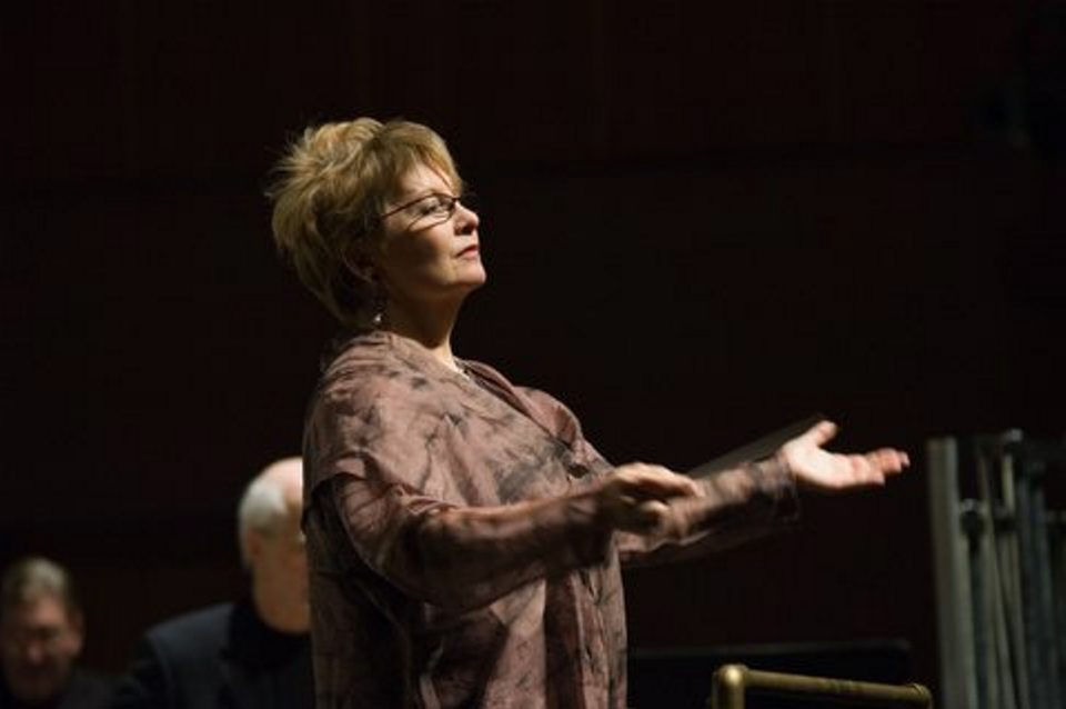 Doreen Rao is the music director of the new Buffalo Master Chorale.